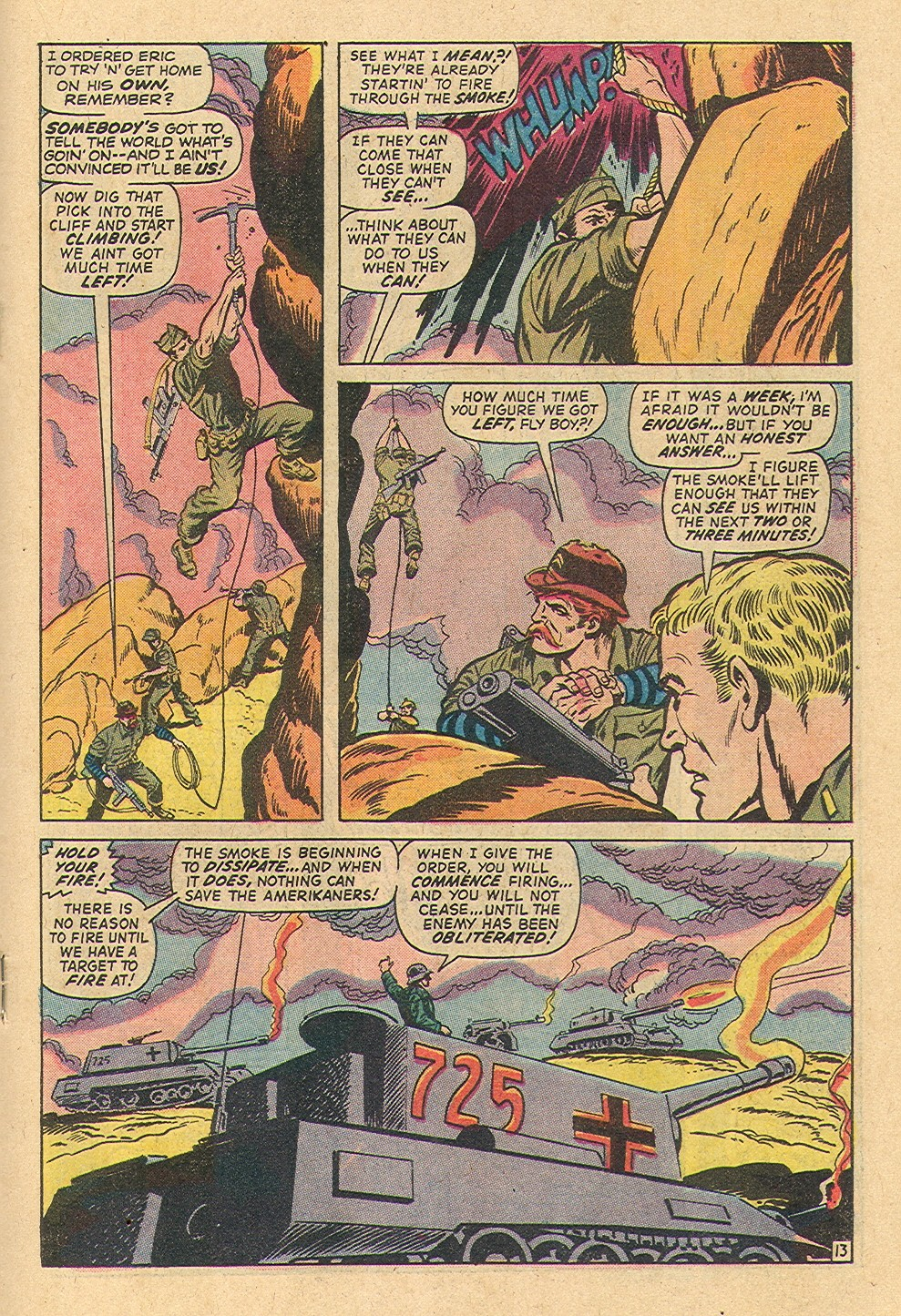 Read online Sgt. Fury comic -  Issue #97 - 19