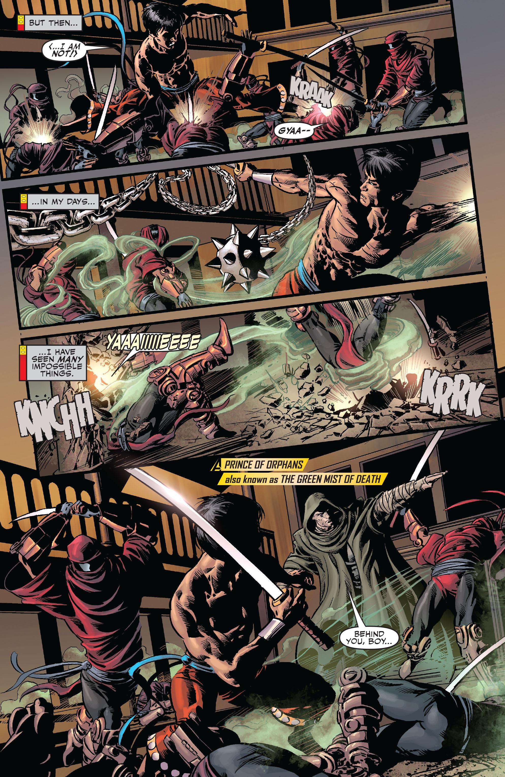 Read online Secret Avengers (2010) comic -  Issue #6 - 7