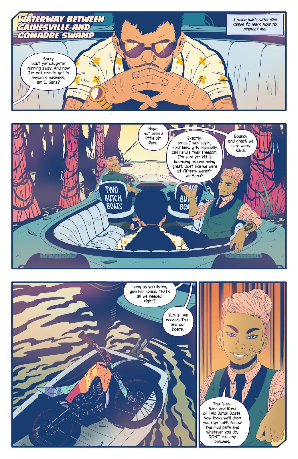Read online b.b. free comic -  Issue #3 - 12