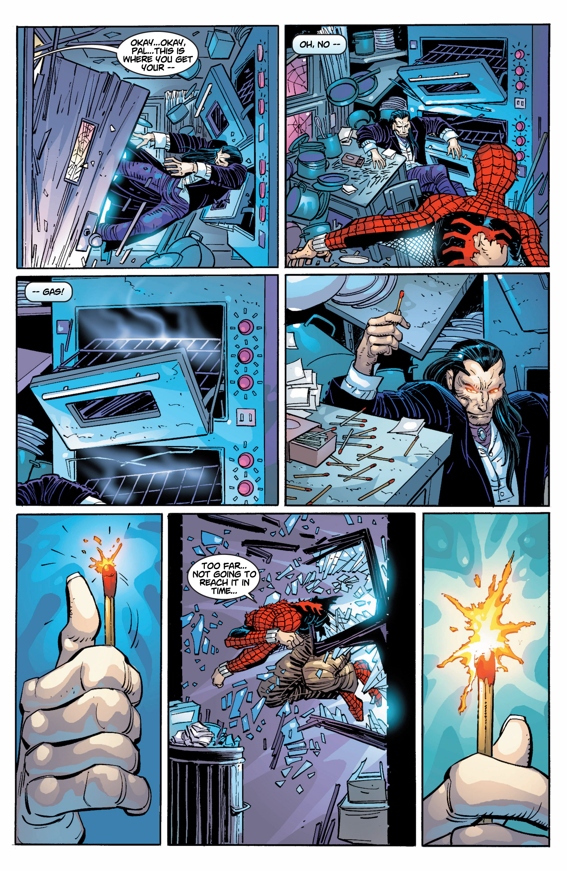 The Amazing Spider-Man (1999) 33 Page 18