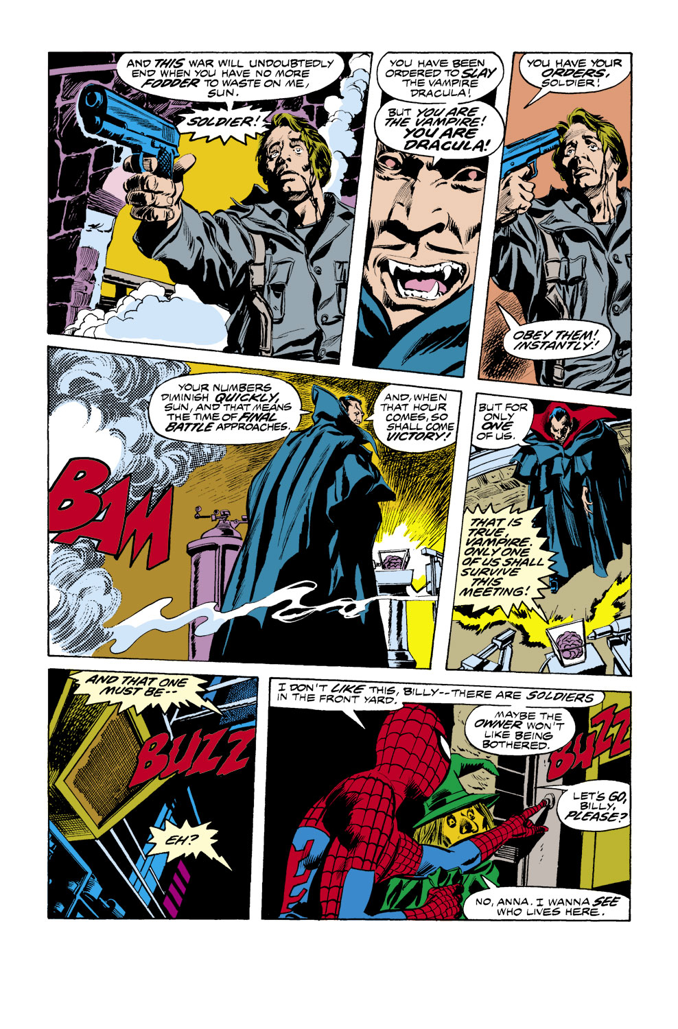 Tomb of Dracula (1972) issue 41 - Page 18