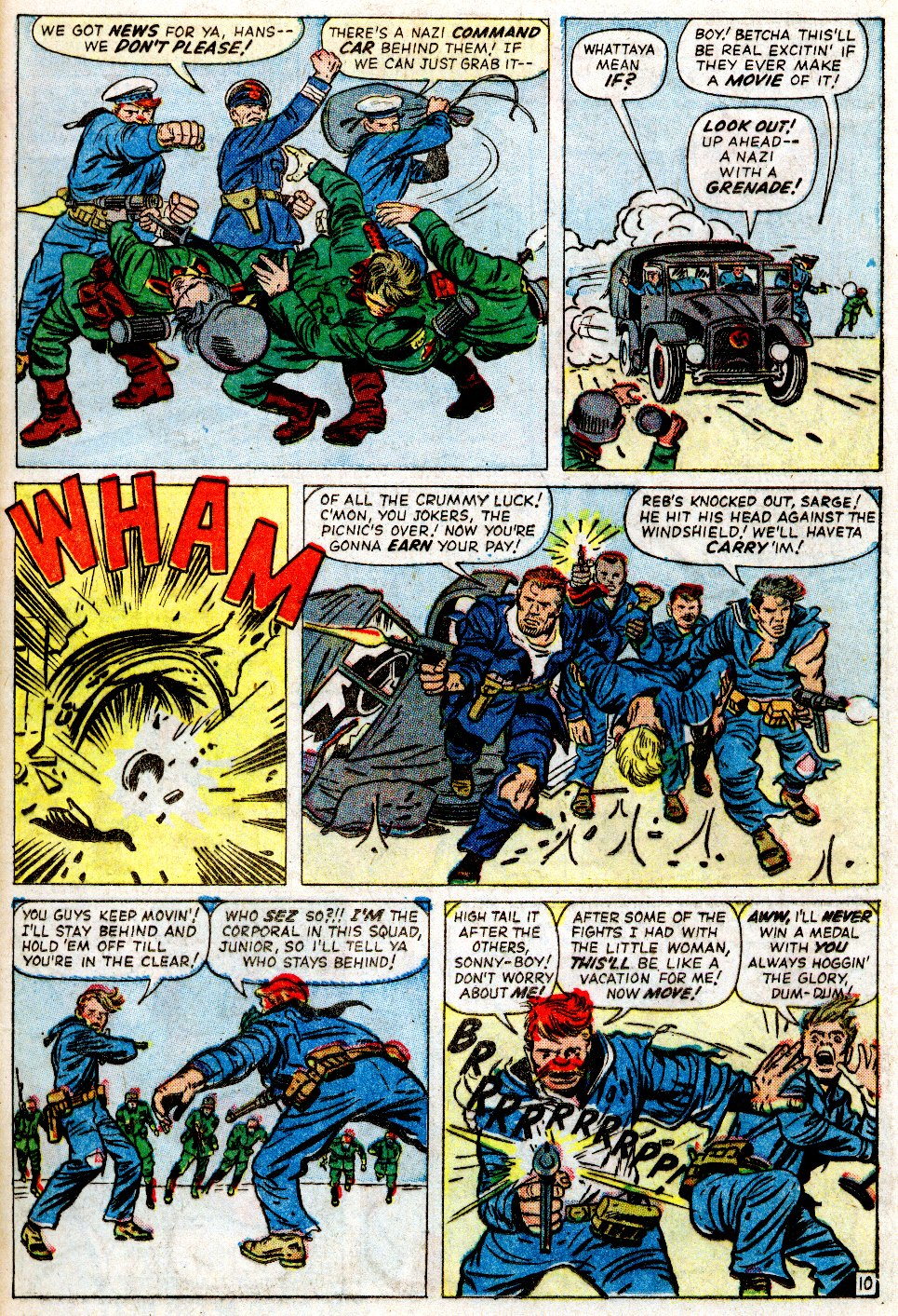 Read online Sgt. Fury comic -  Issue #2 - 13