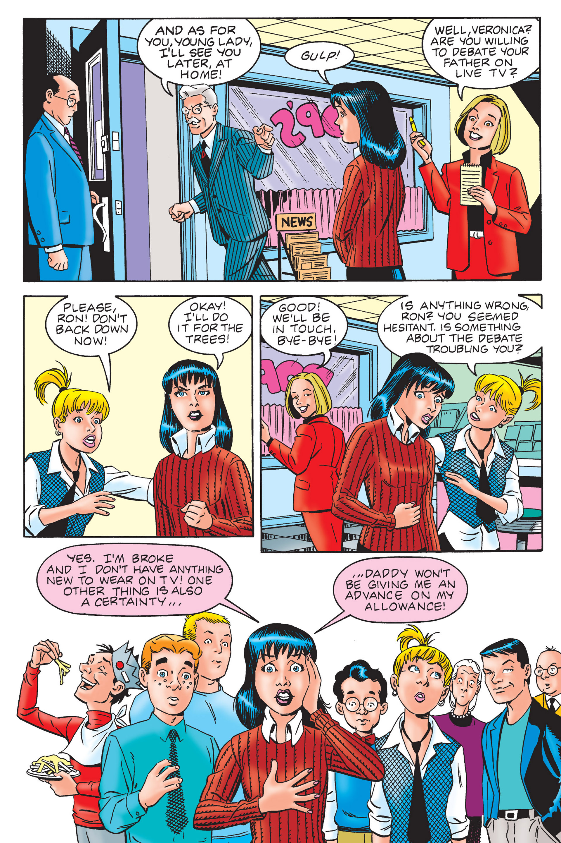 Read online Archie's New Look Series comic -  Issue #4 - 58
