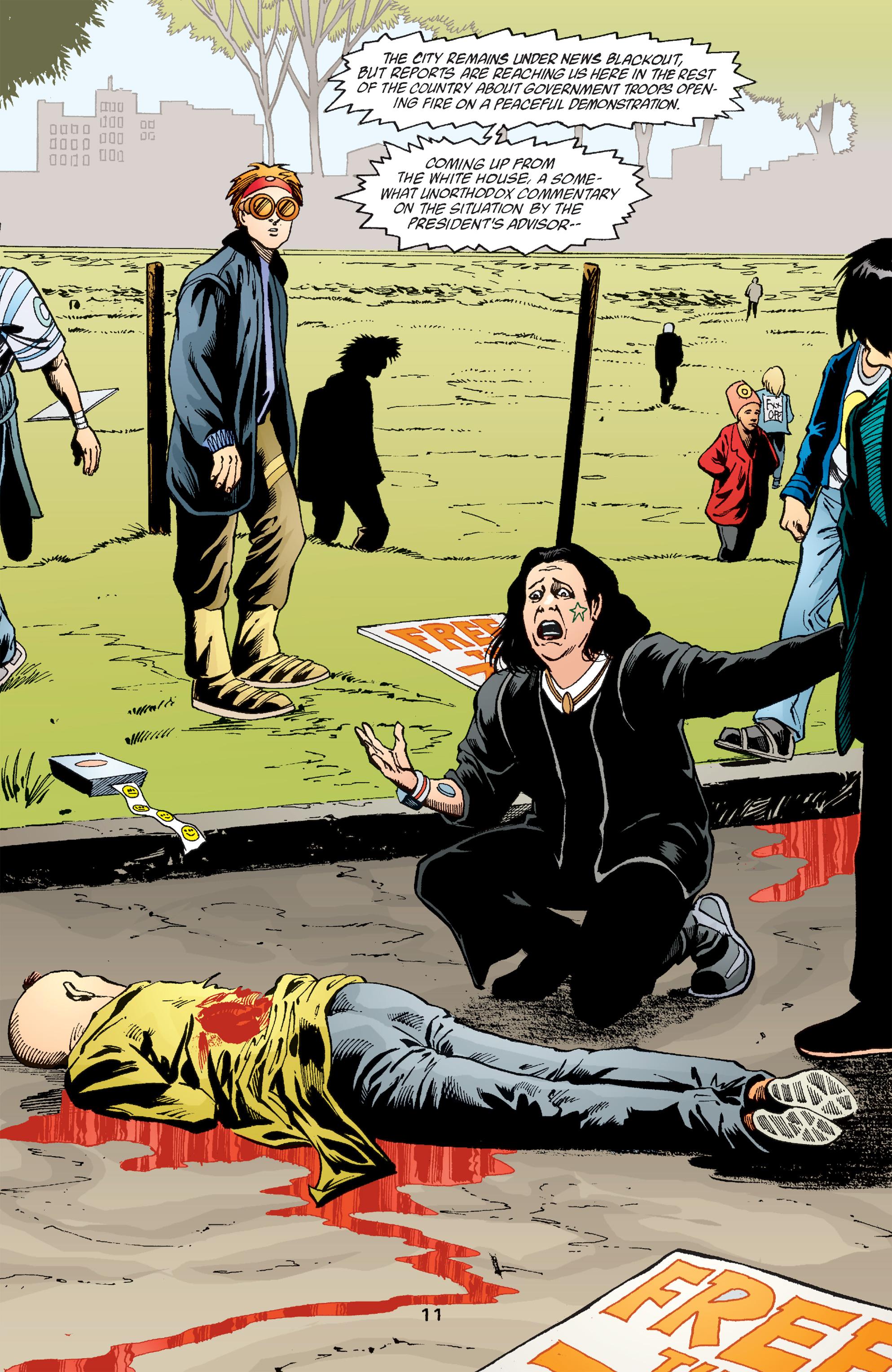 Read online Transmetropolitan comic -  Issue #57 - 12