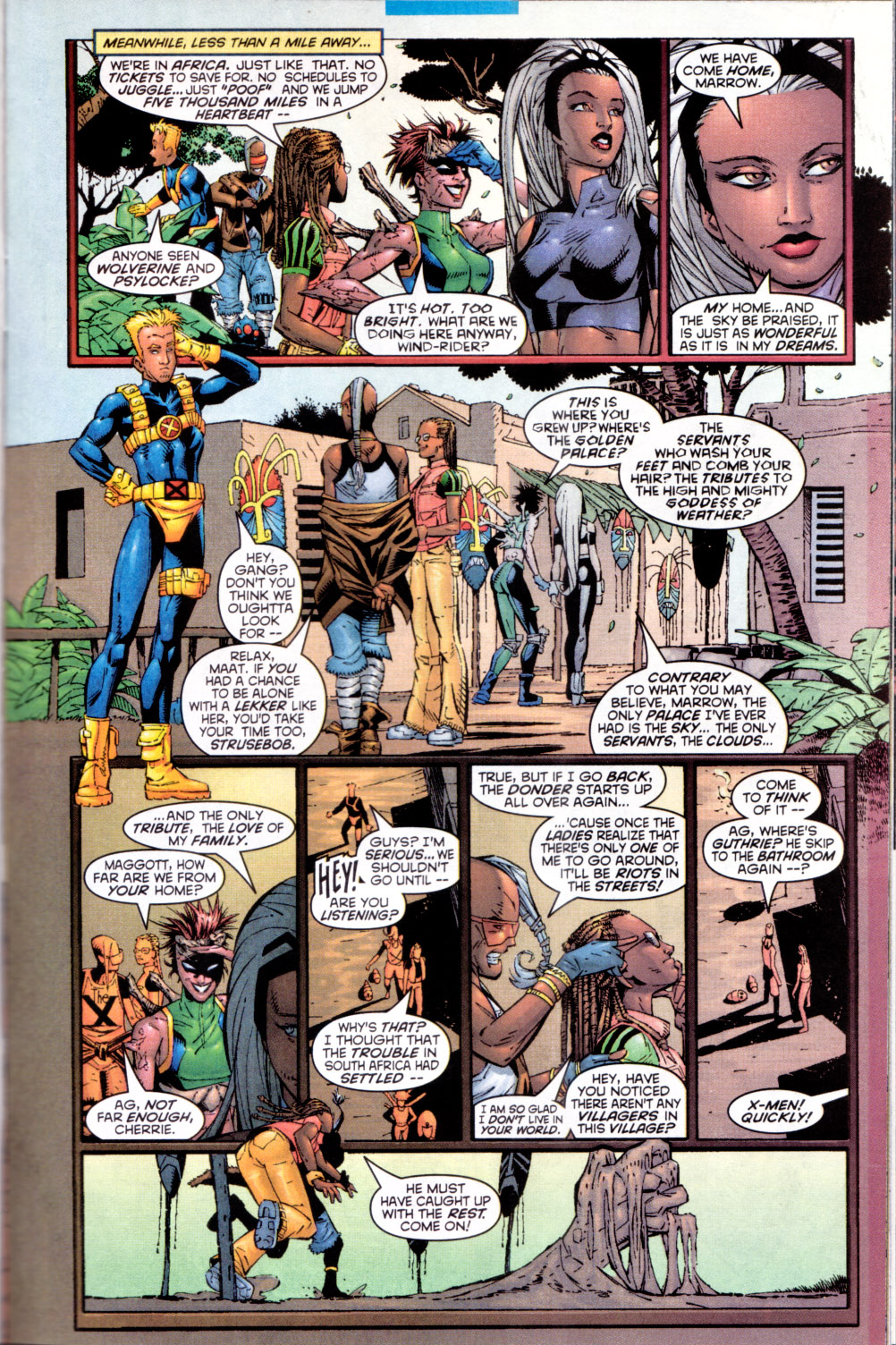 X-Men (1991) 77 Page 7