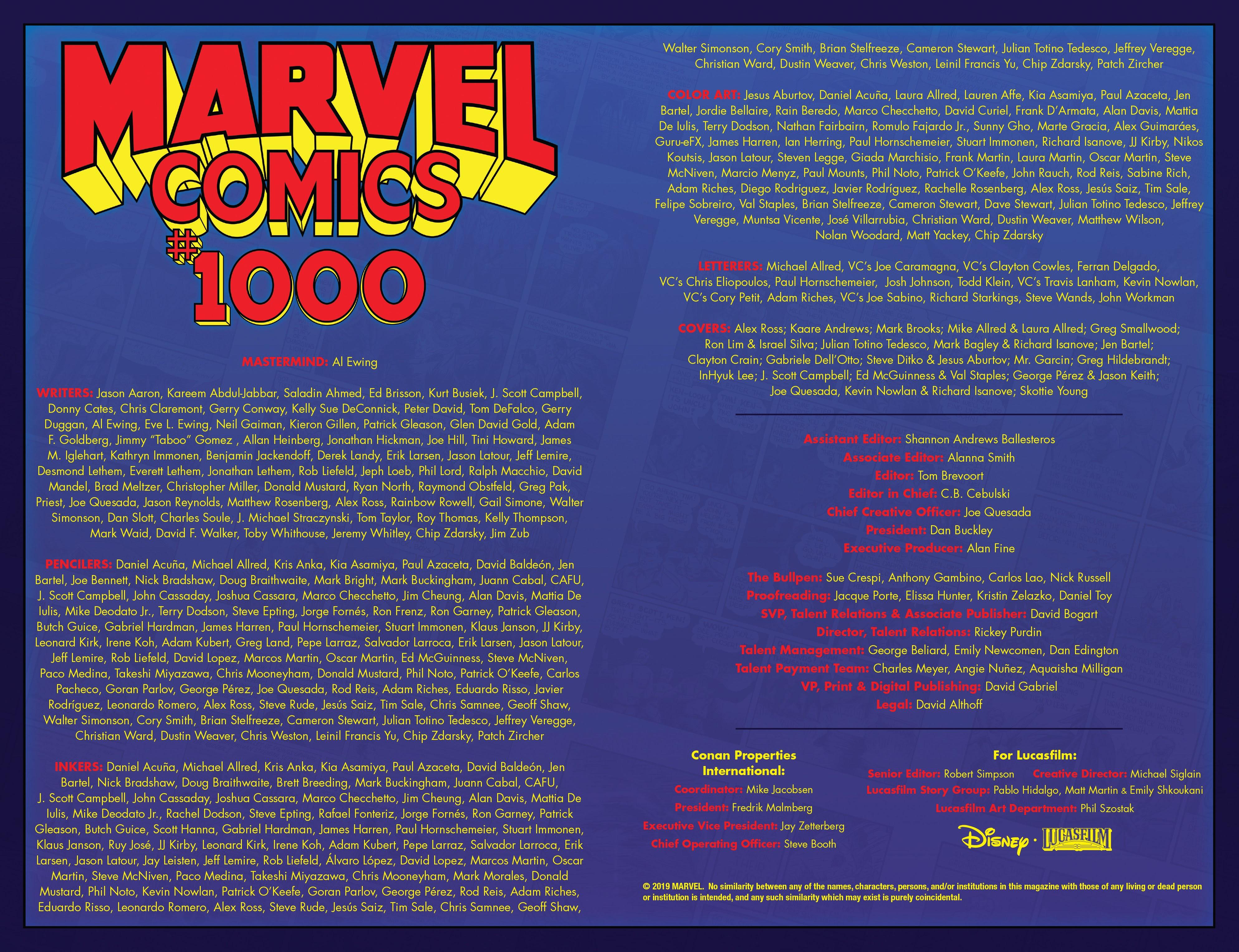 Read online Marvel Comics (2019) comic -  Issue #1000 - 86
