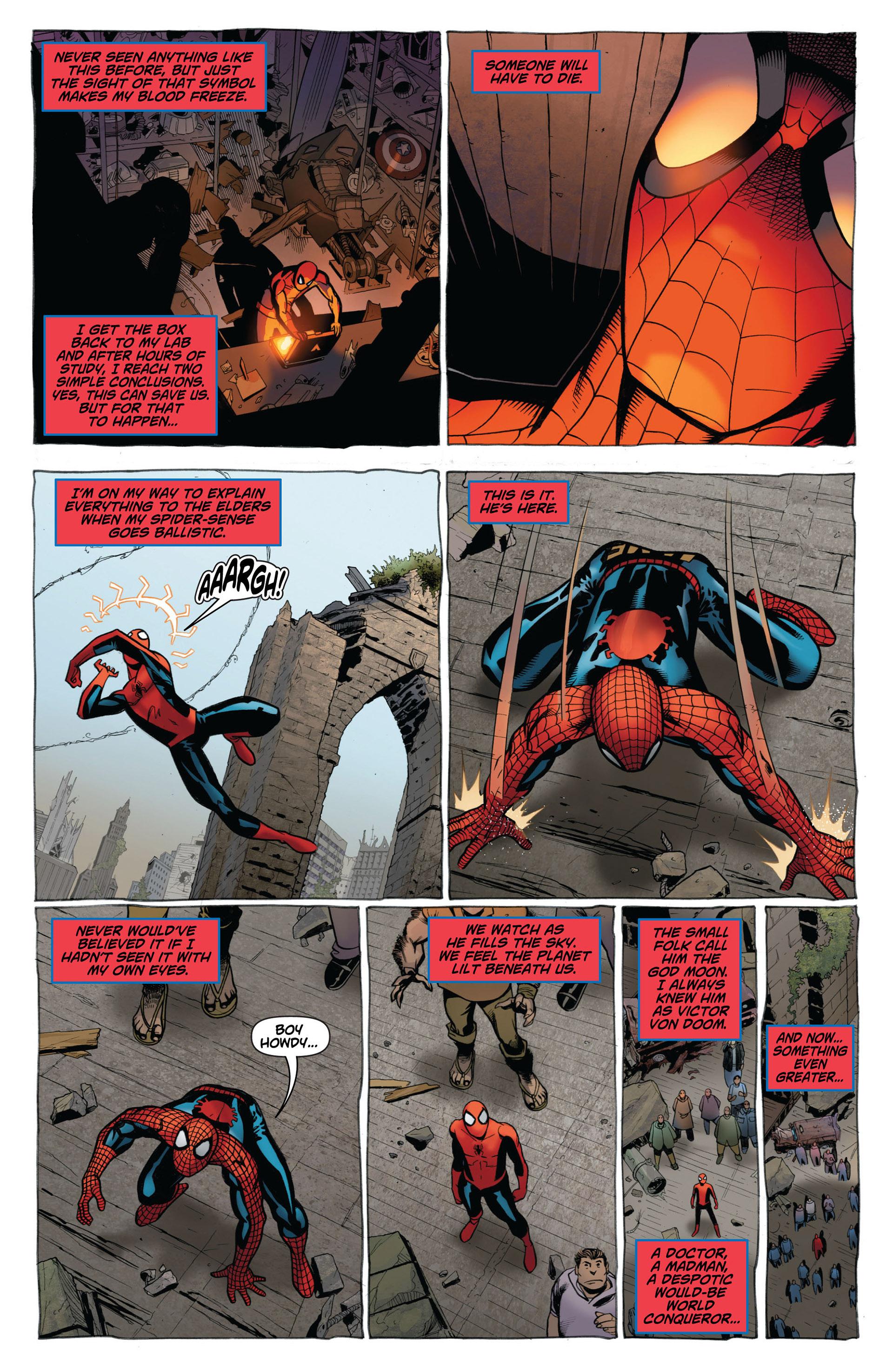 Read online Astonishing Spider-Man & Wolverine comic -  Issue #2 - 16