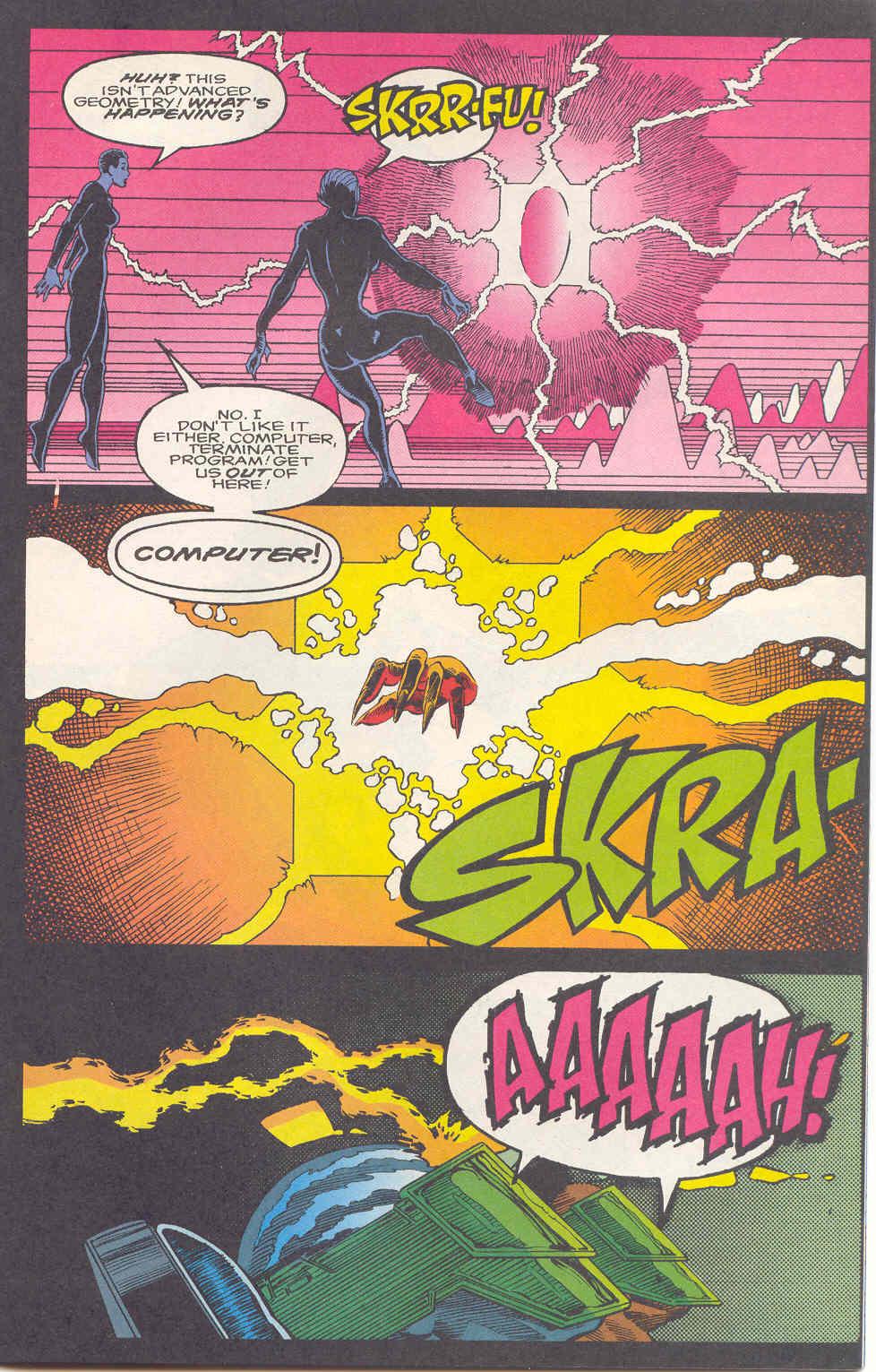 Read online Alpha Flight (1983) comic -  Issue #122 - 15