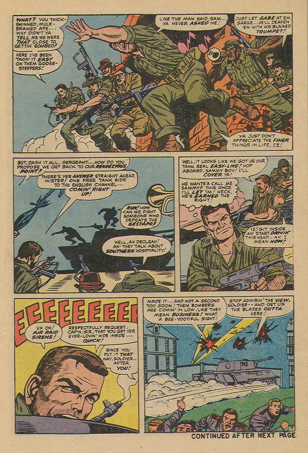 Read online Sgt. Fury comic -  Issue #92 - 45