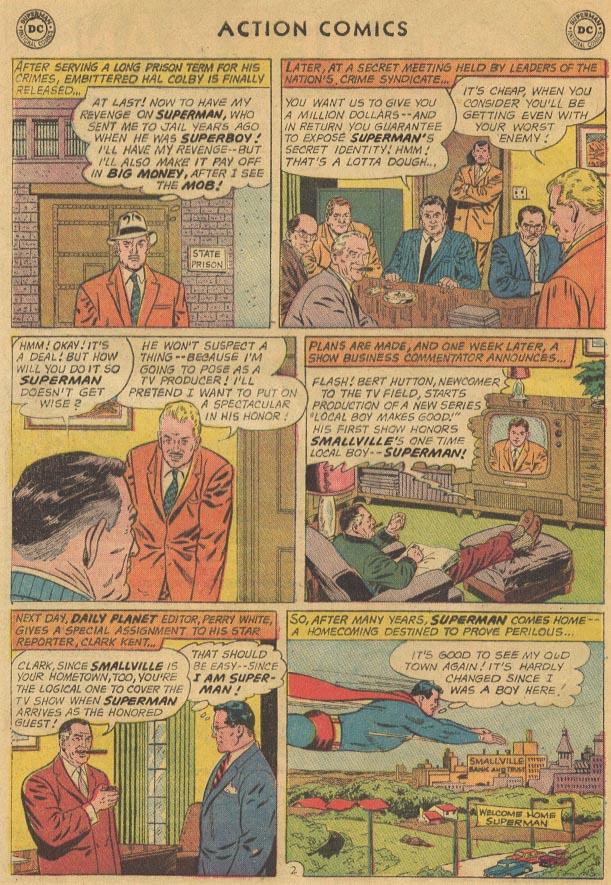 Action Comics (1938) 288 Page 3