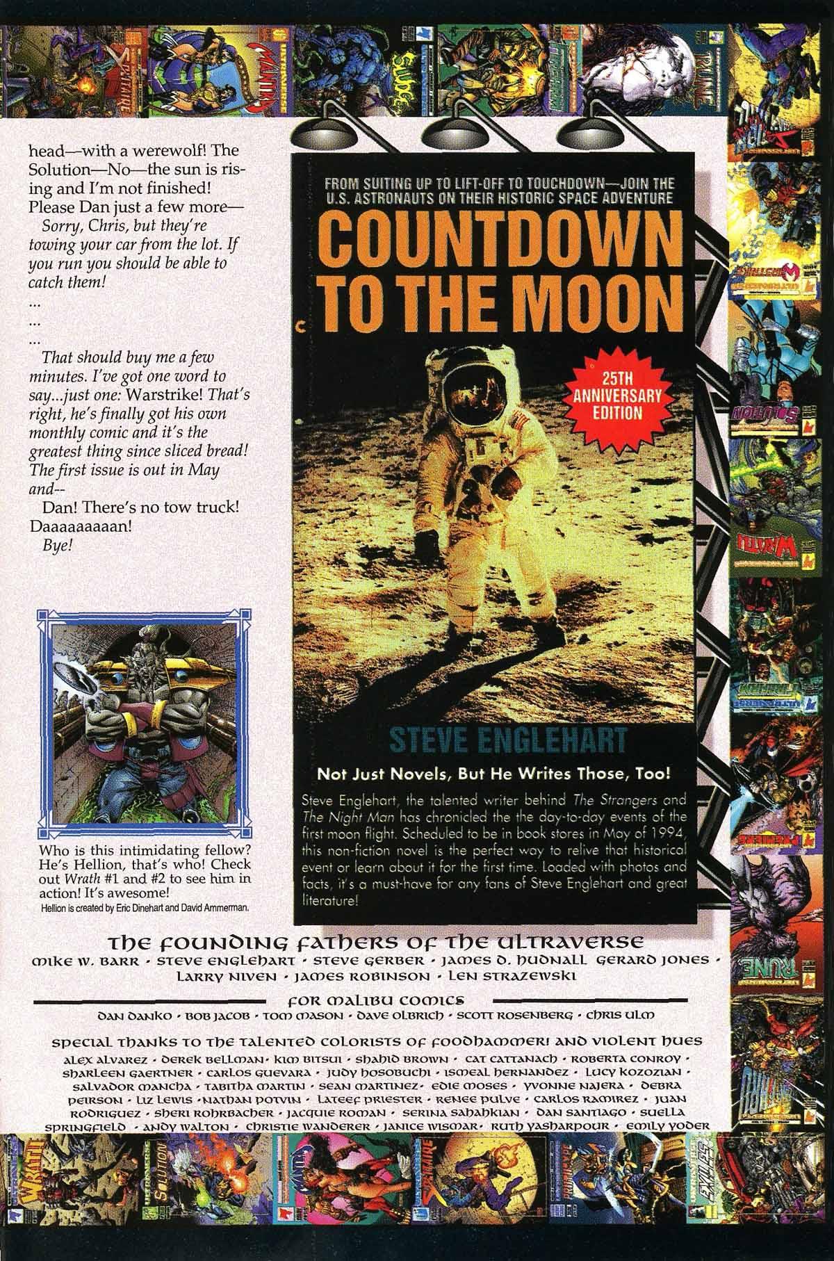 Read online Rune (1994) comic -  Issue #5 - 32