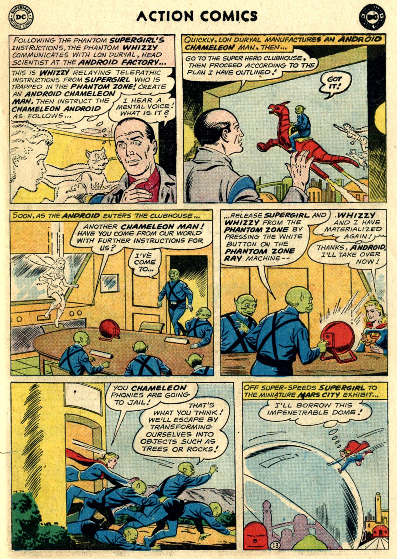 Action Comics (1938) 287 Page 30