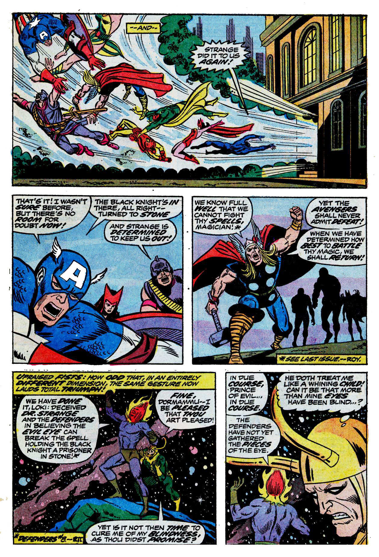 The Avengers (1963) 116 Page 4