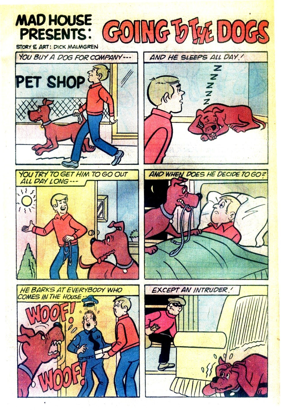 Read online Madhouse Comics comic -  Issue #128 - 29