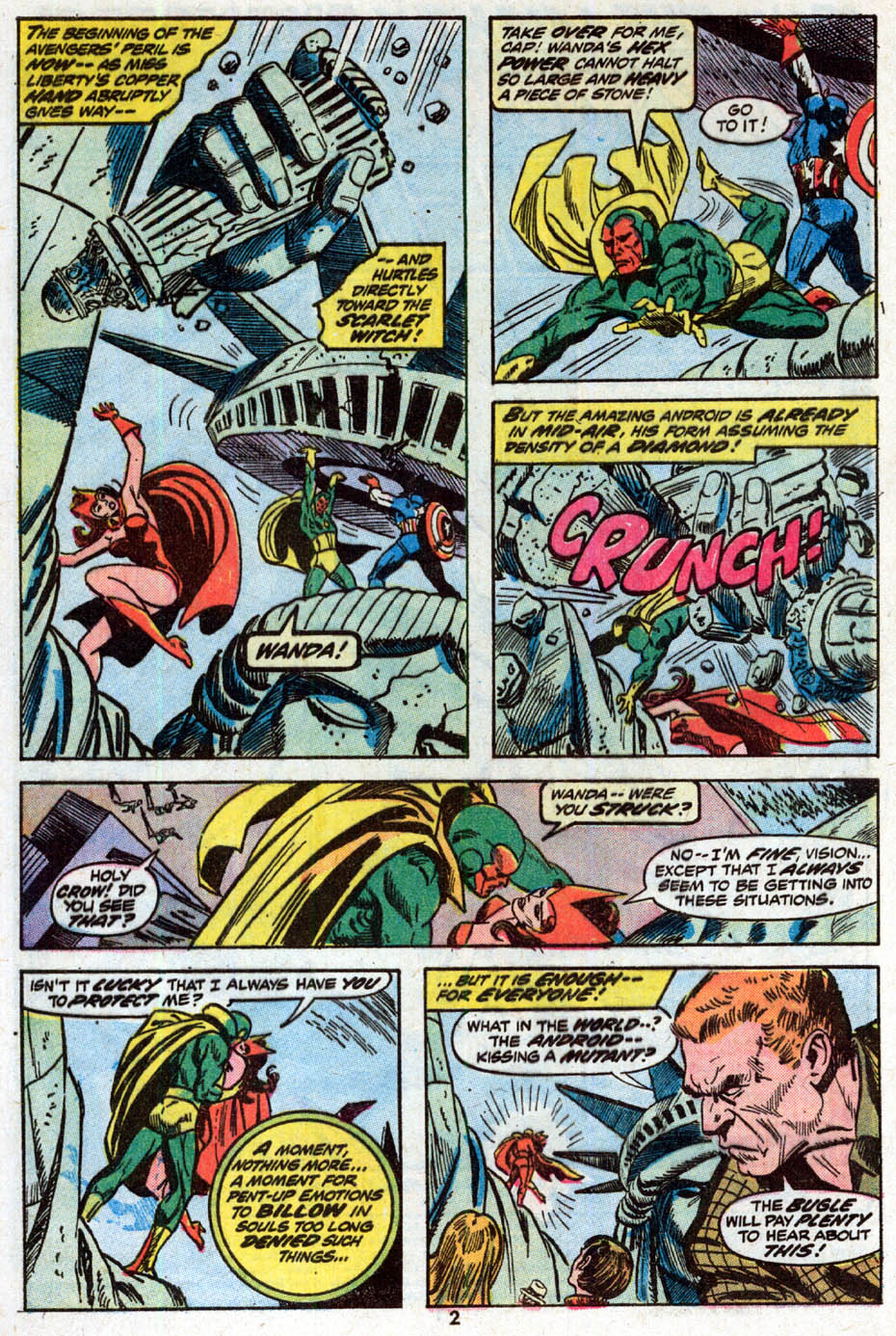 The Avengers (1963) 113 Page 2