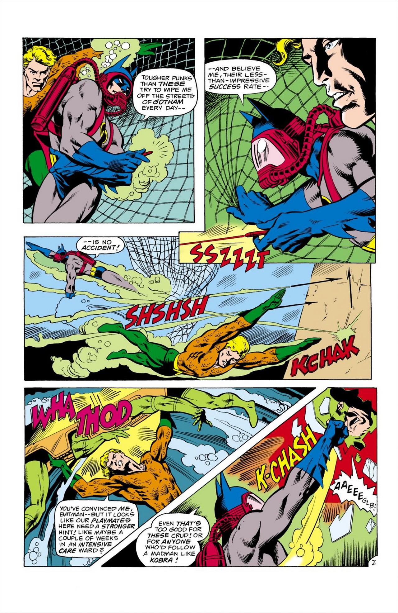 Read online Aquaman (1962) comic -  Issue #61 - 3