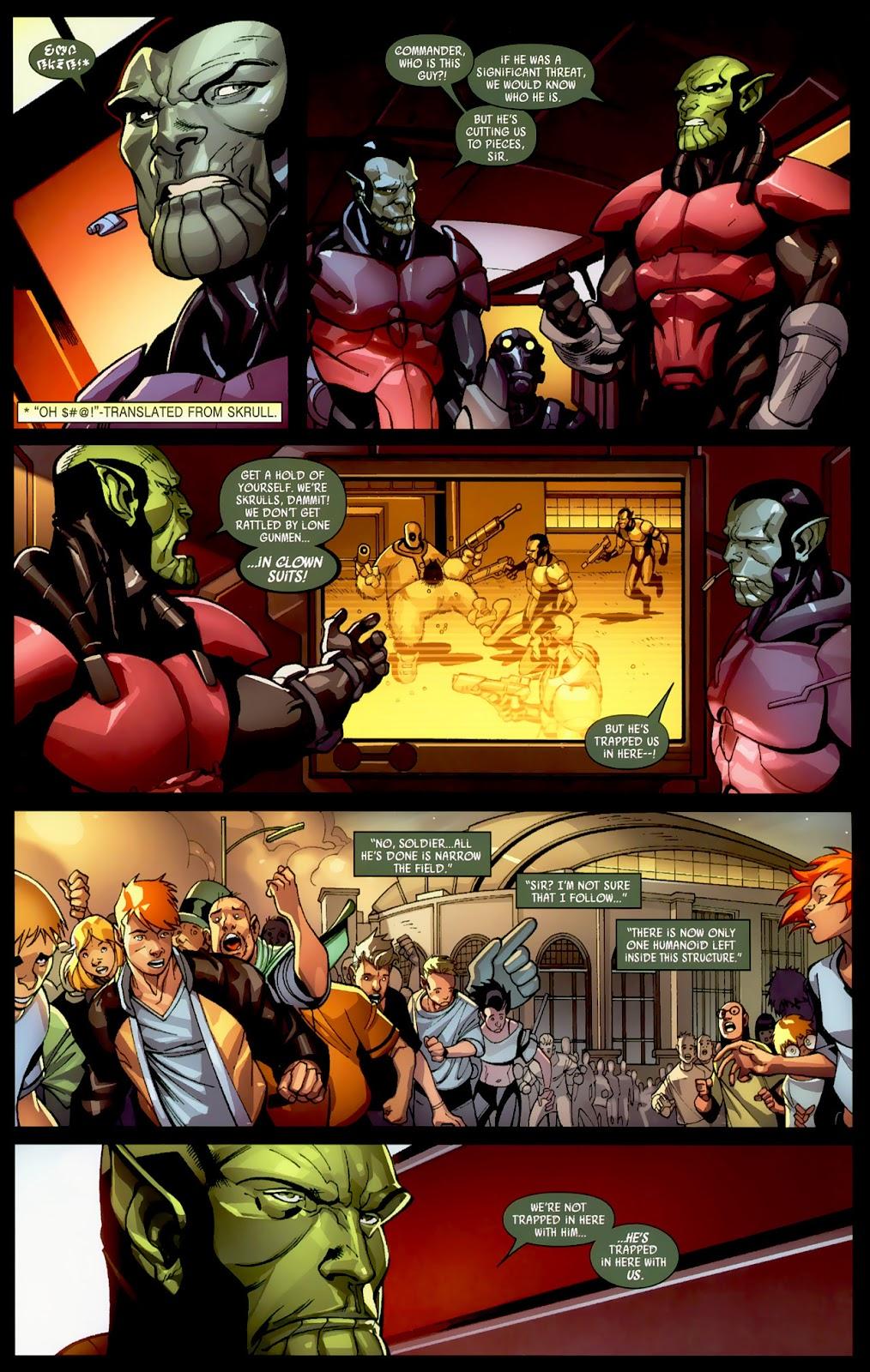 Read online Deadpool (2008) comic -  Issue #1 - 8