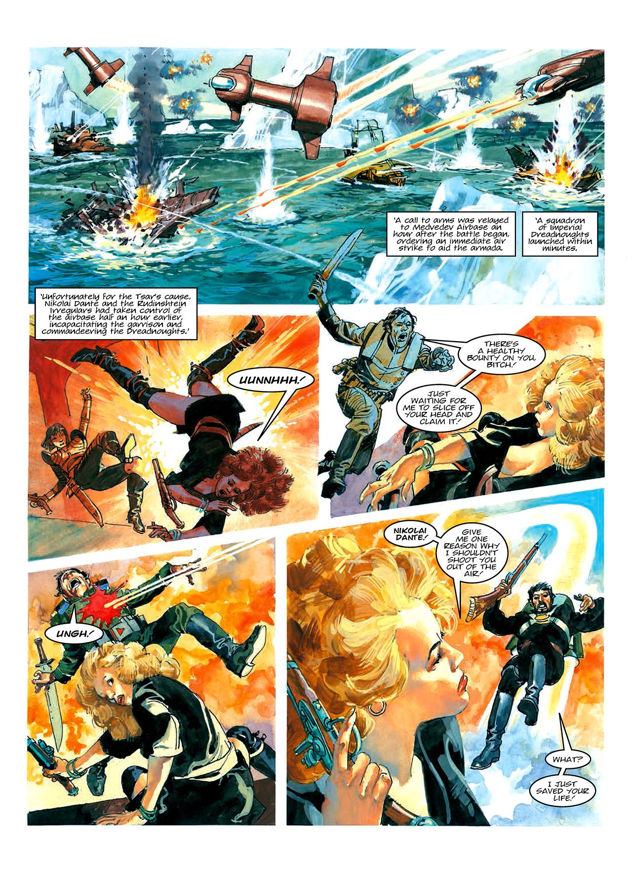 Read online Nikolai Dante comic -  Issue # TPB 10 - 23