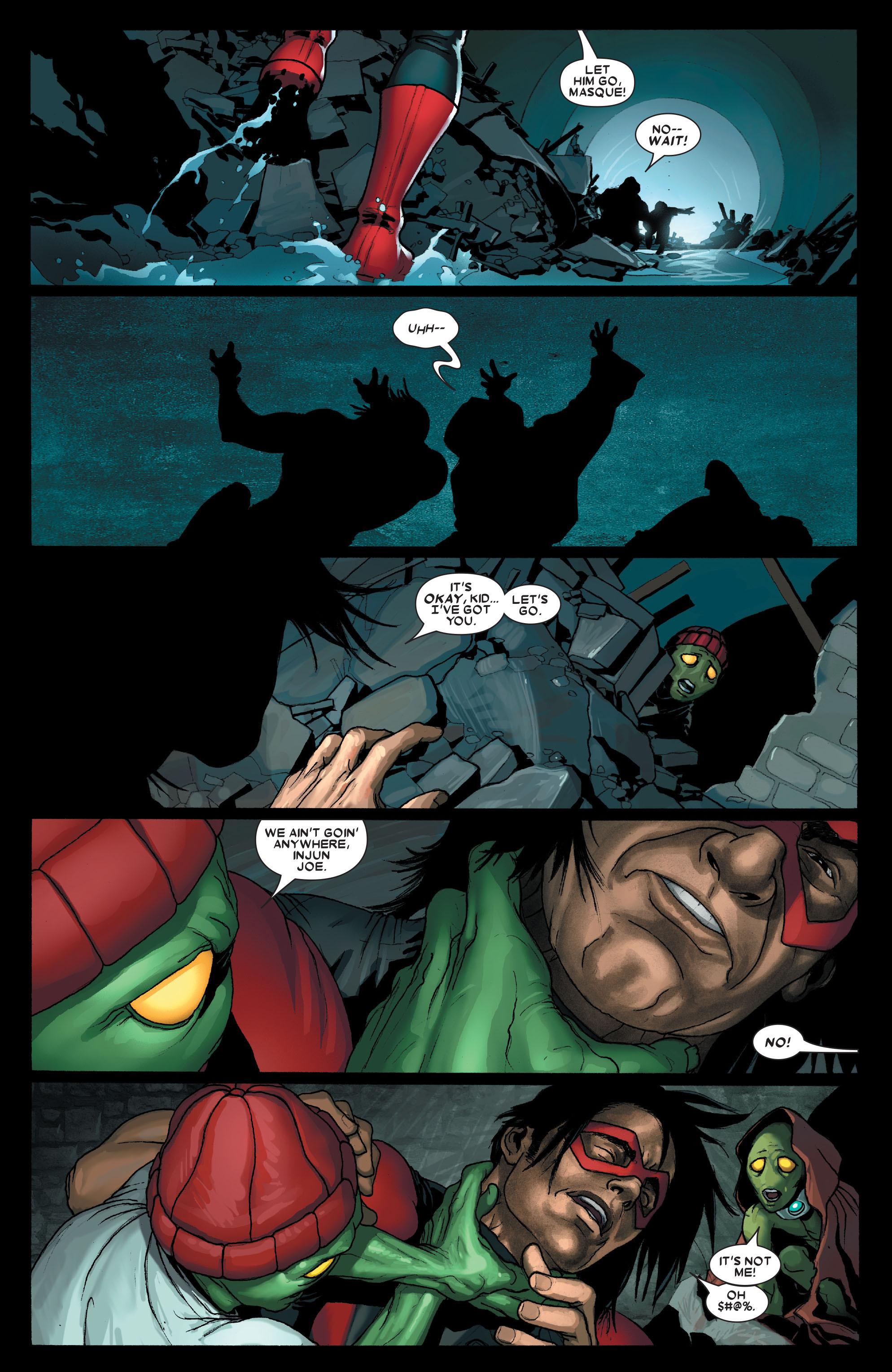 Read online Uncanny X-Men (1963) comic -  Issue #490 - 15