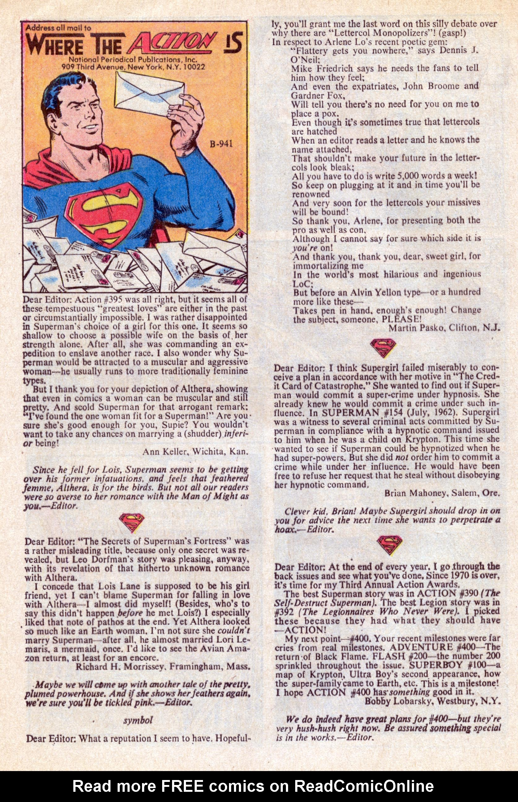 Action Comics (1938) 399 Page 32