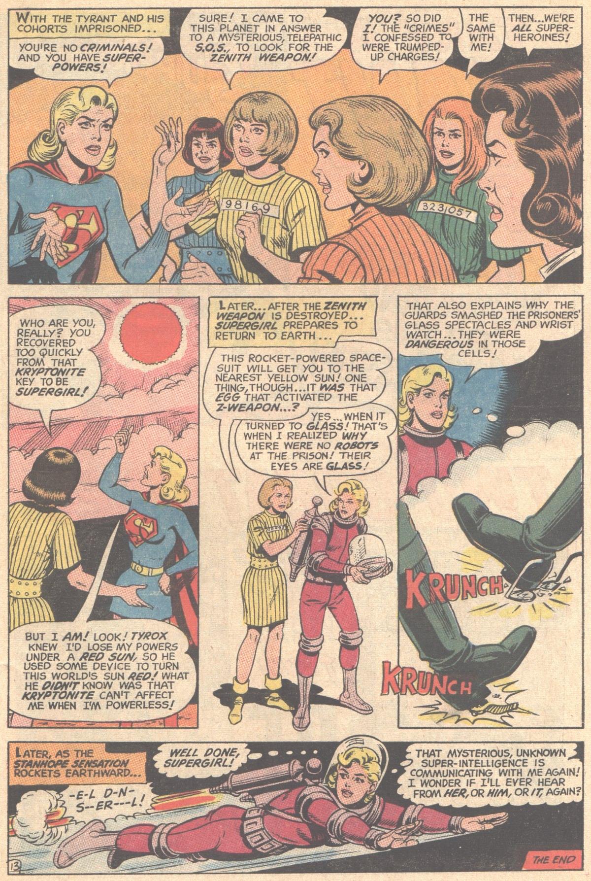 Read online Adventure Comics (1938) comic -  Issue #394 - 31