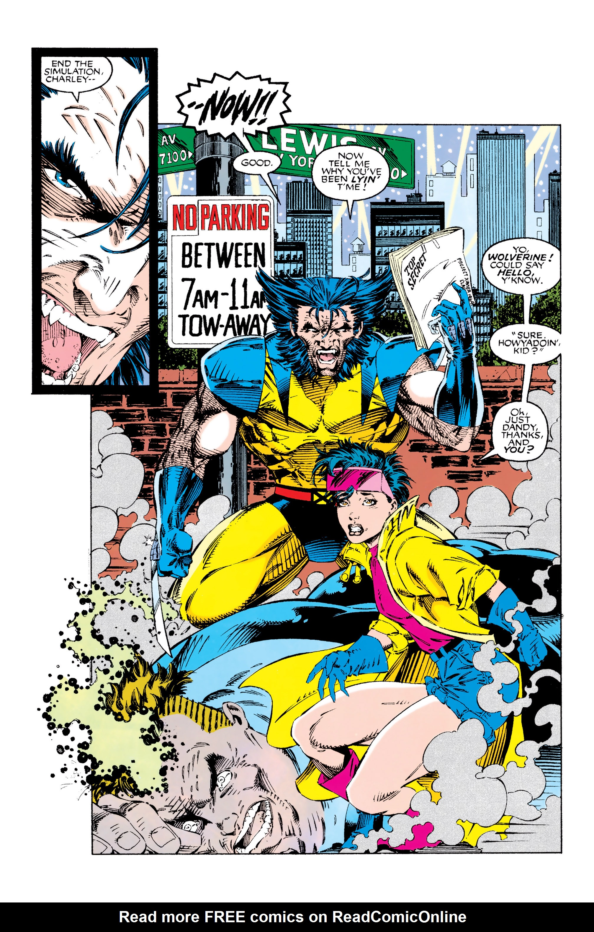 X-Men (1991) 12 Page 8