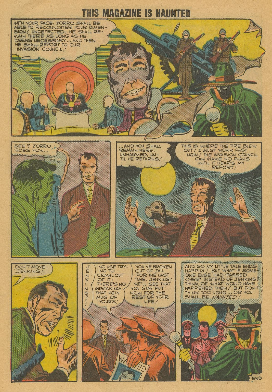 Read online This Magazine Is Haunted comic -  Issue #12 - 8
