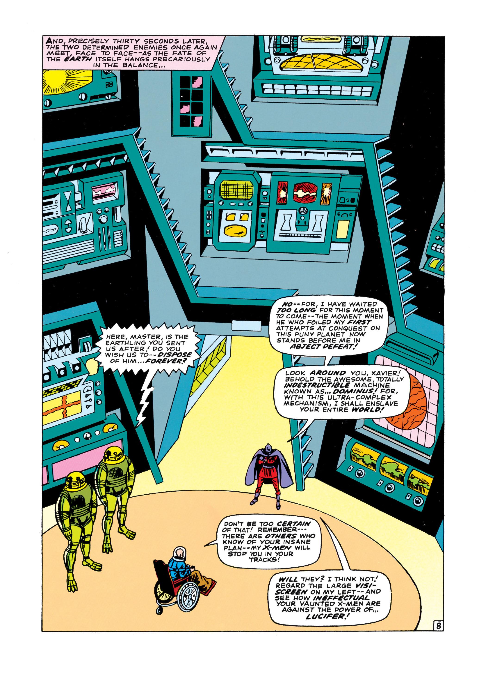 Uncanny X-Men (1963) 21 Page 8