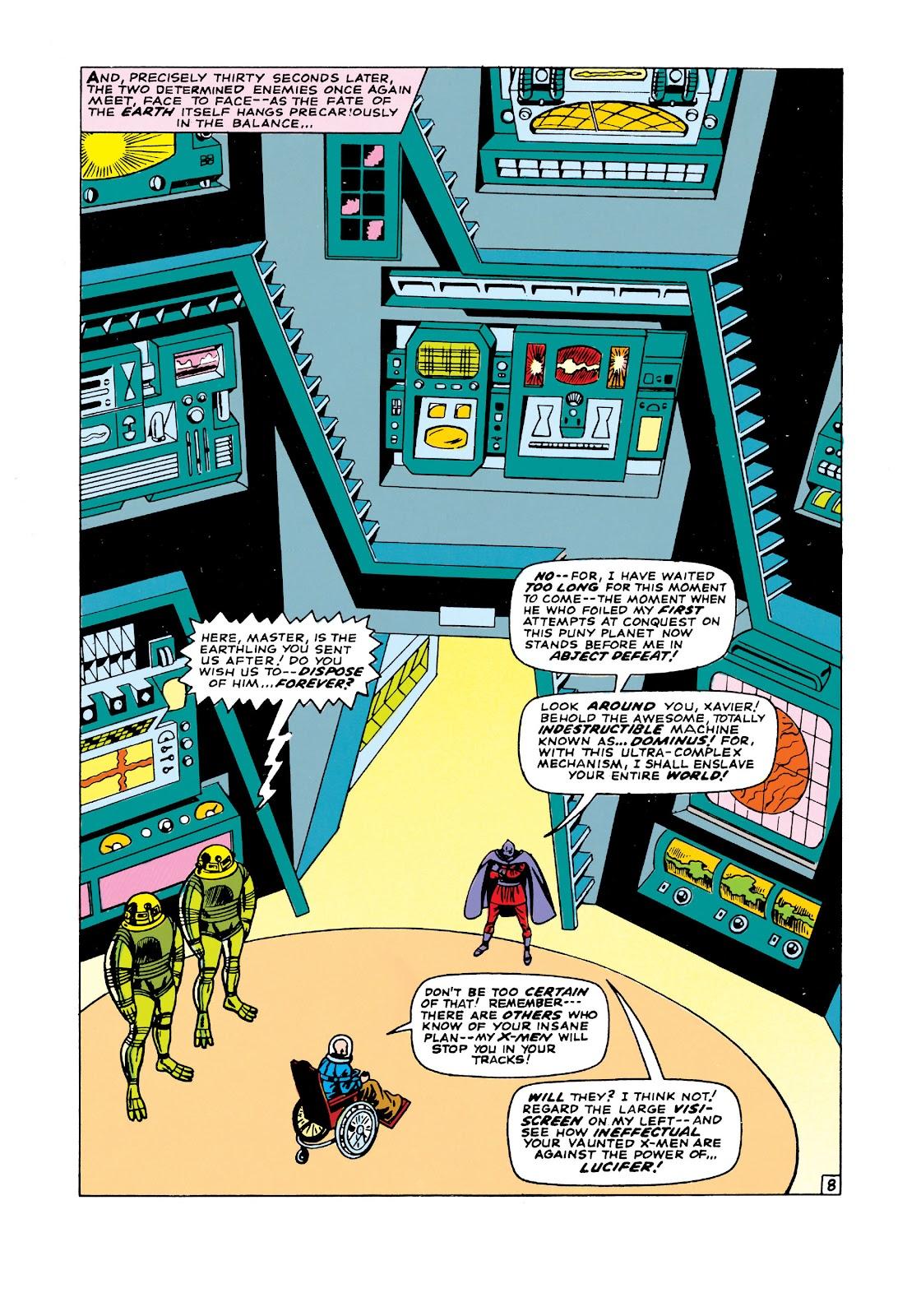 Uncanny X-Men (1963) issue 21 - Page 9