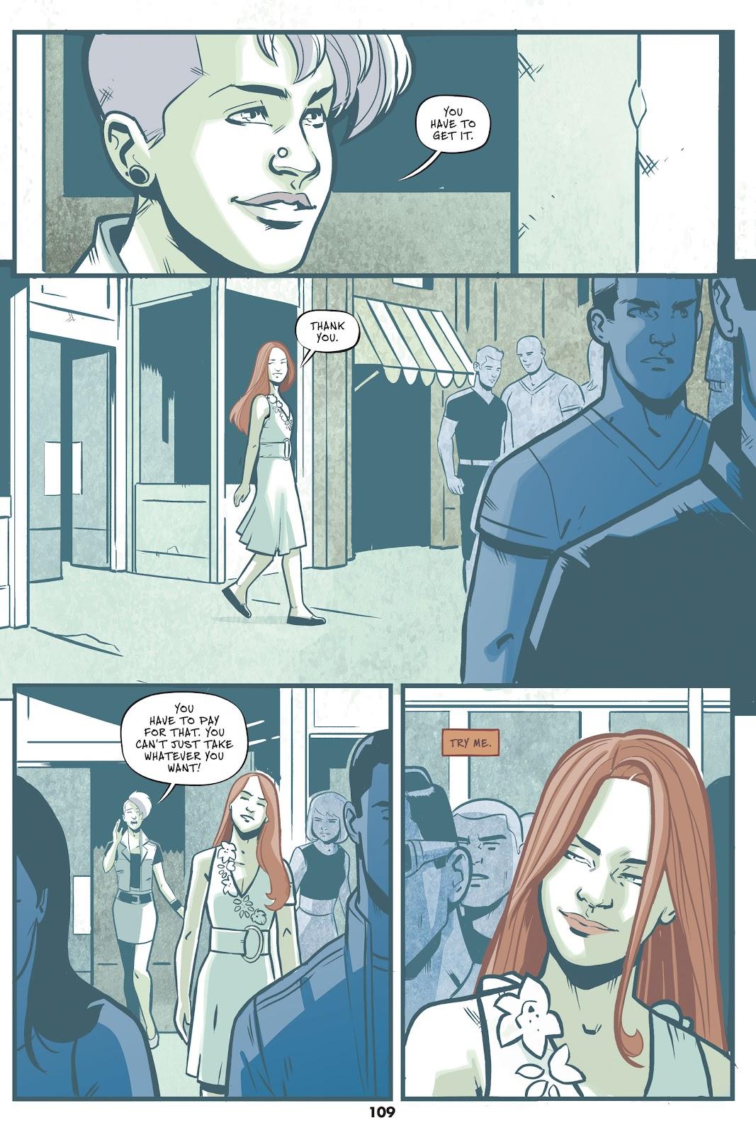 Read online Mera: Tidebreaker comic -  Issue # TPB (Part 2) - 9