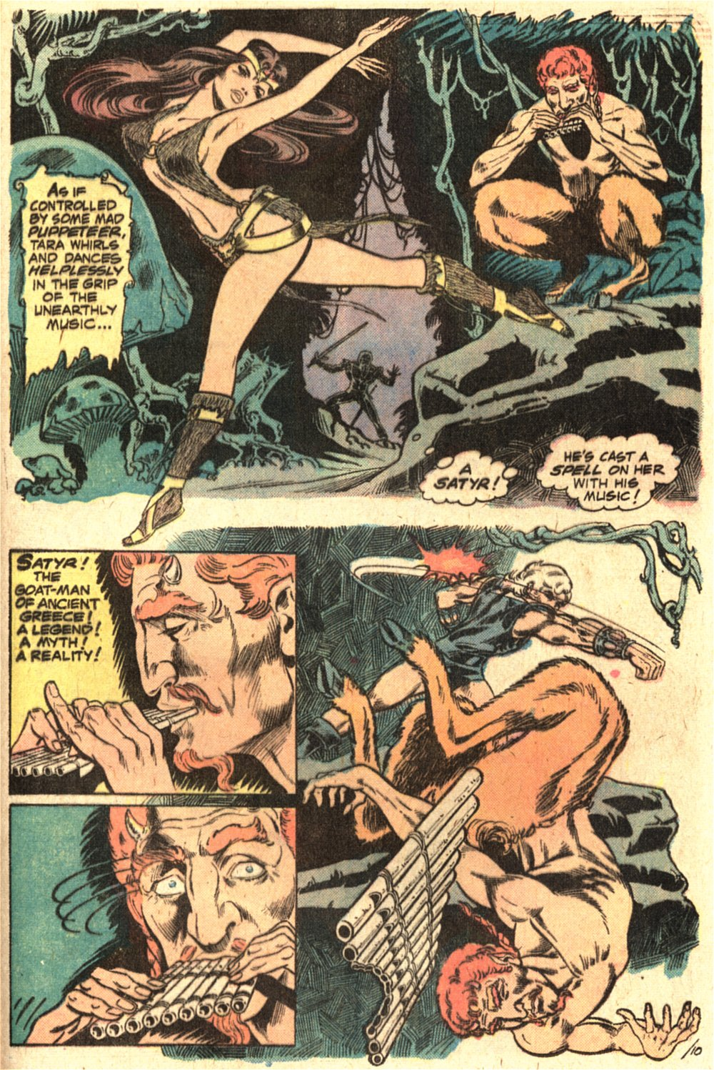 Warlord (1976) issue 1 - Page 11