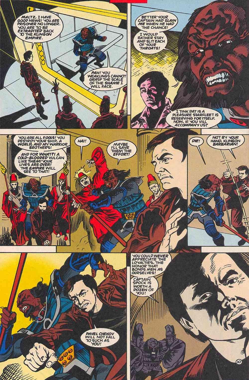 Read online Star Trek (1989) comic -  Issue # _Special 1 - 56