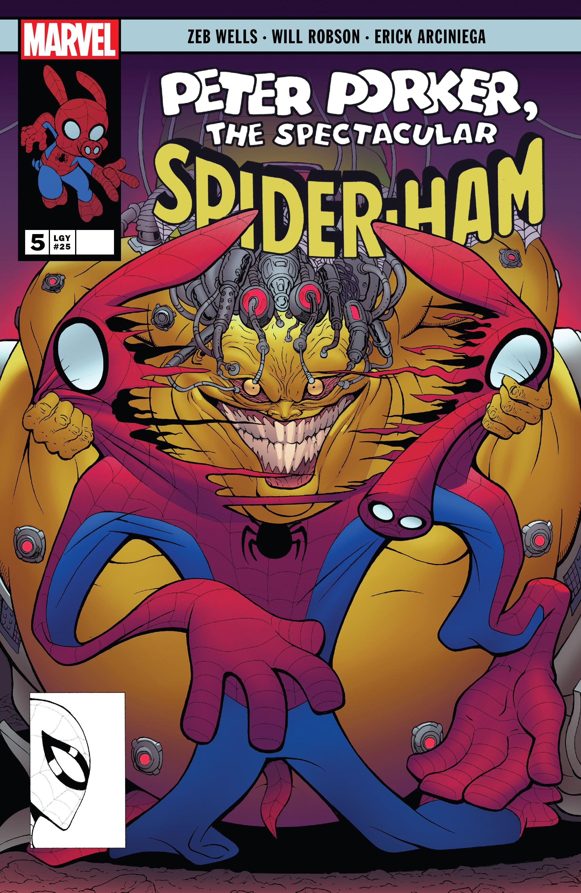 Spider-Ham 5 Page 1