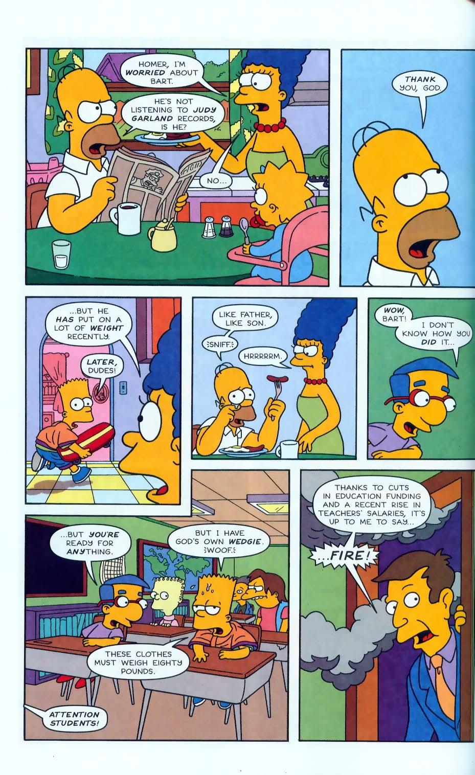 Read online Simpsons Comics comic -  Issue #50 - 33