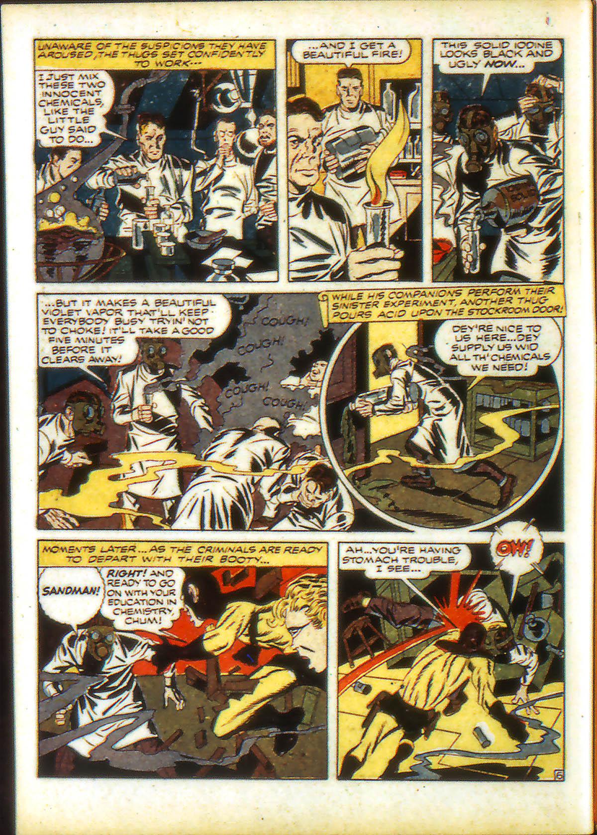 Read online Adventure Comics (1938) comic -  Issue #89 - 8