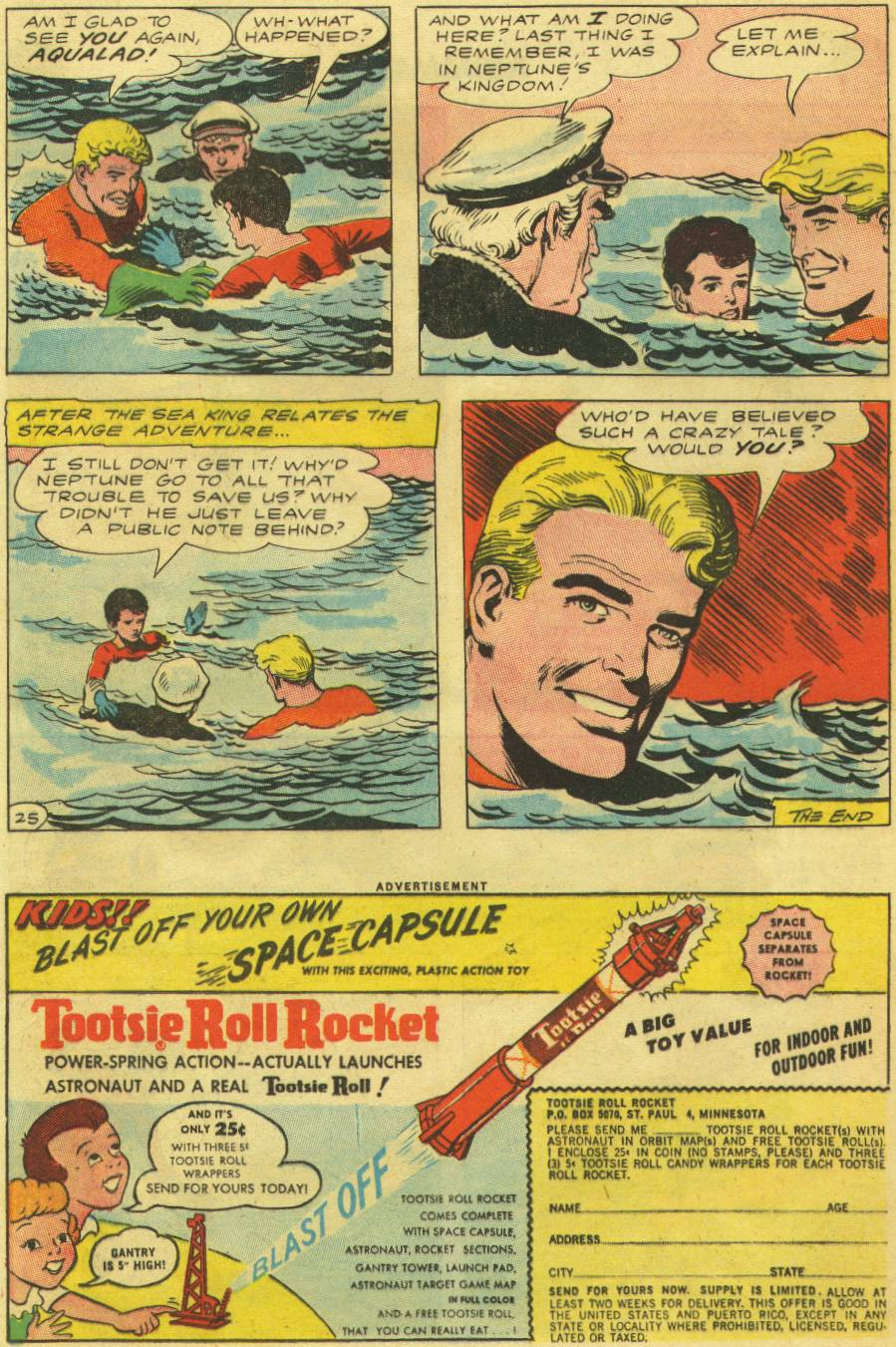 Read online Aquaman (1962) comic -  Issue #9 - 32