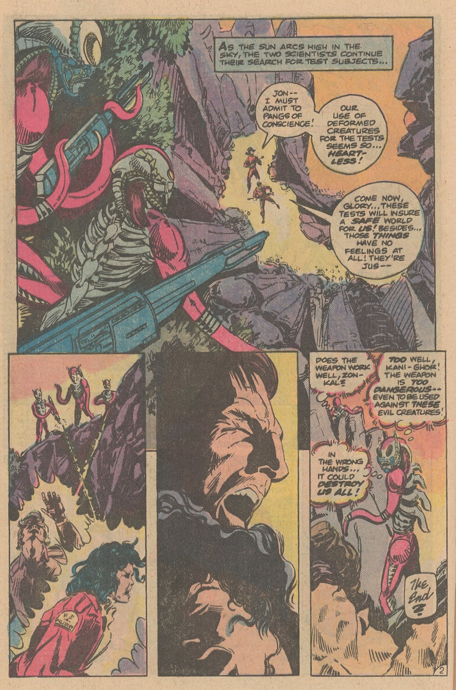 Sgt. Rock issue 355 - Page 22