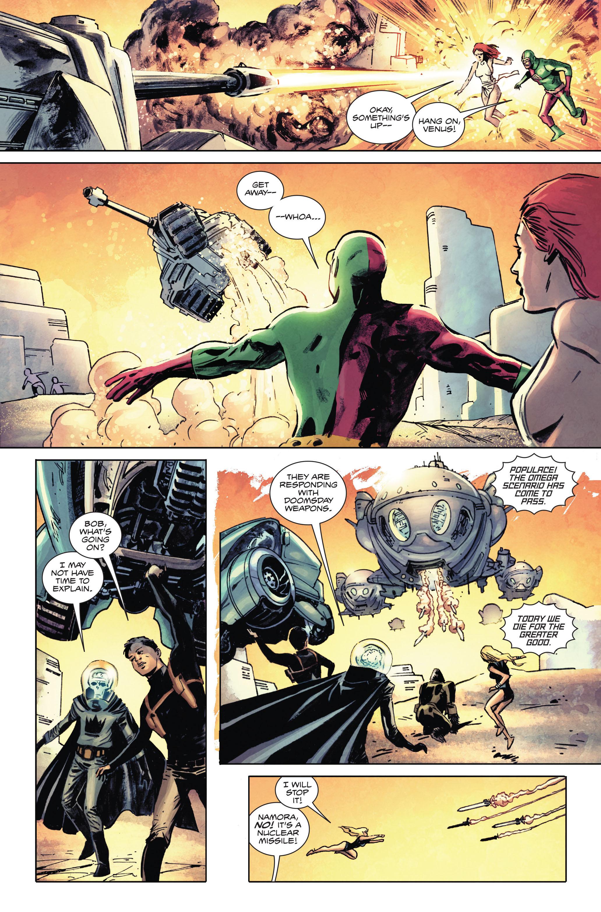 Read online Atlas comic -  Issue #5 - 16