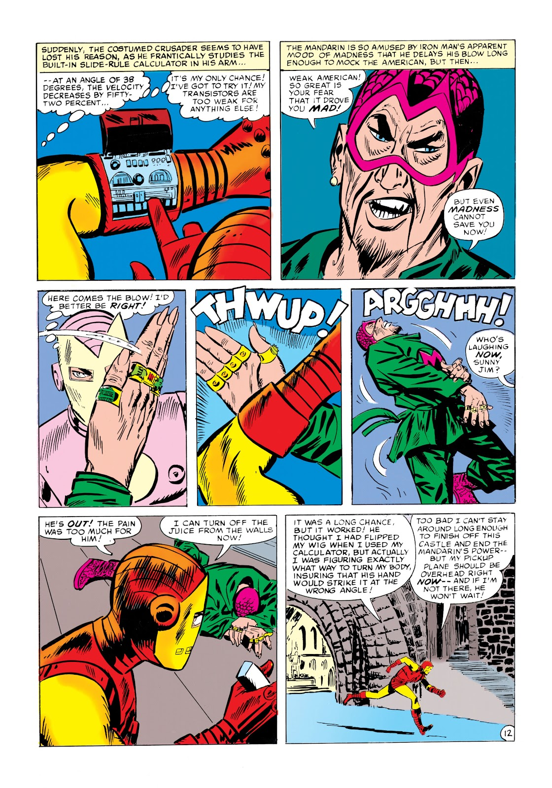 Read online Marvel Masterworks: The Invincible Iron Man comic -  Issue # TPB 1 (Part 2) - 89