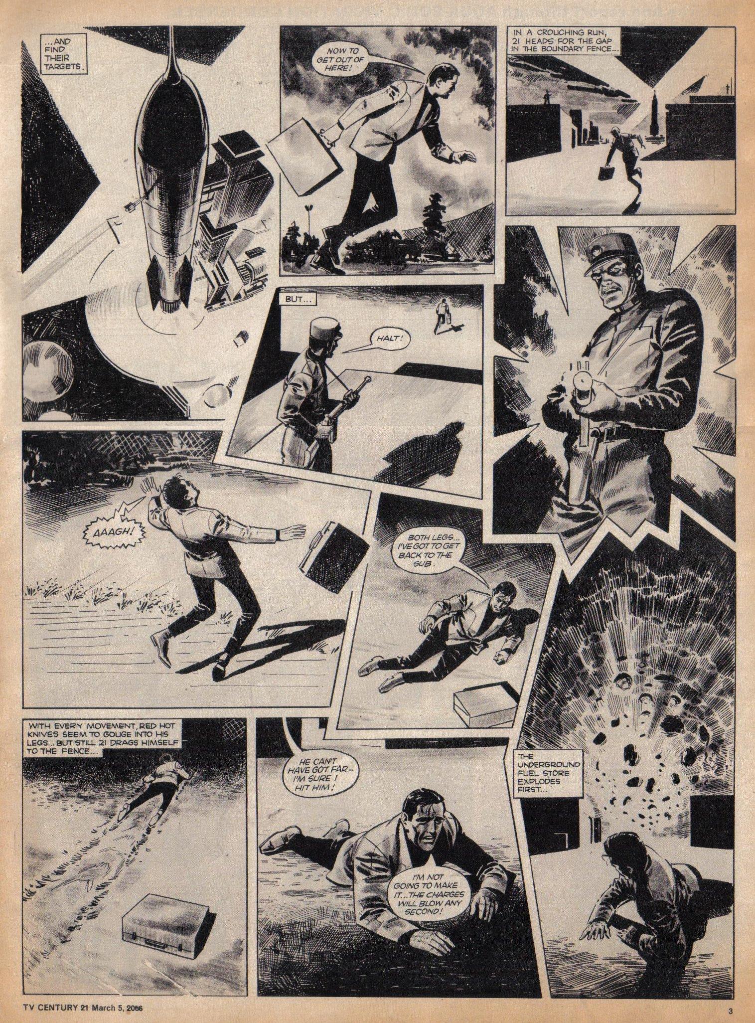 Read online TV Century 21 (TV 21) comic -  Issue #59 - 3