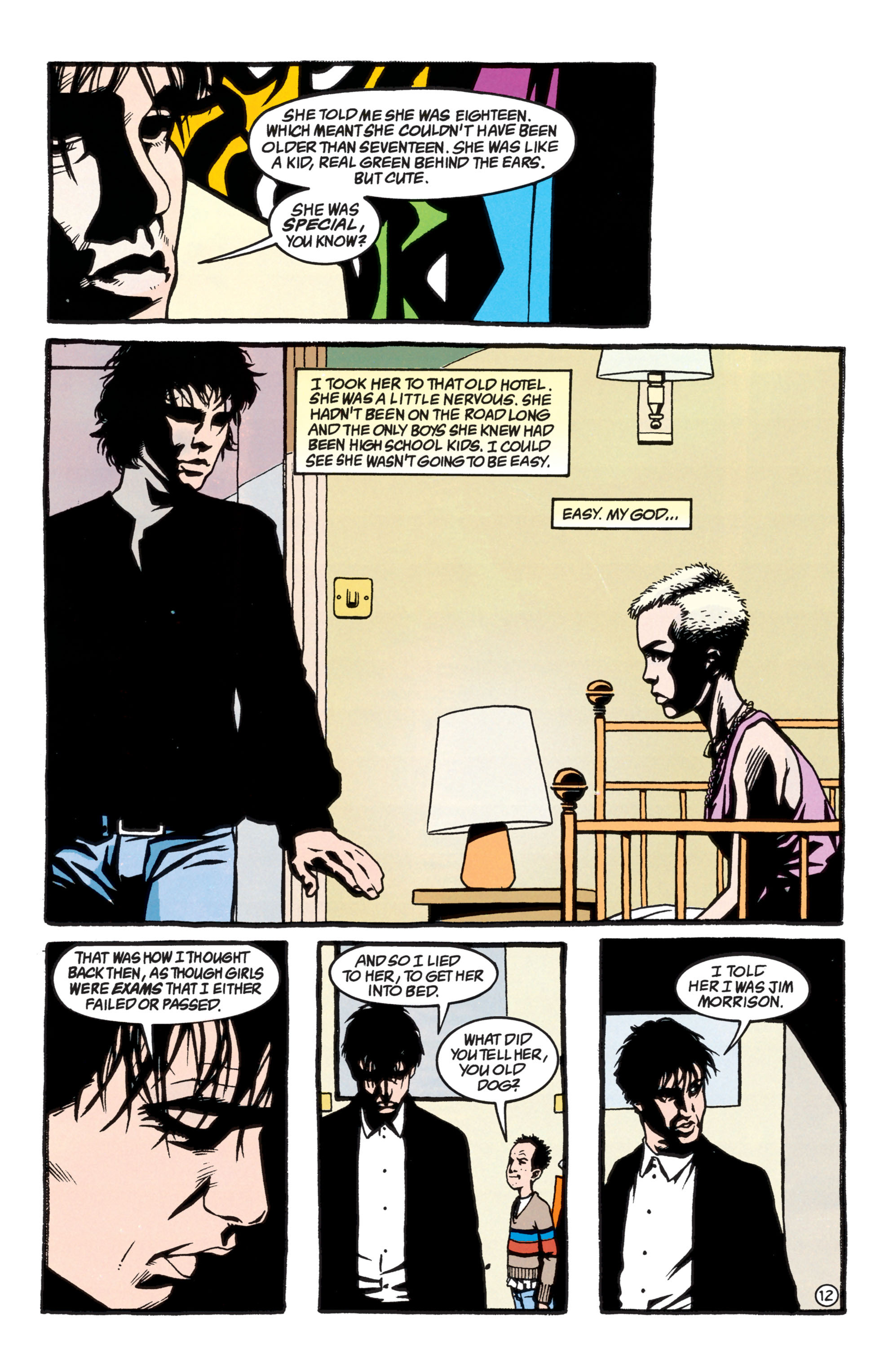 Read online Shade, the Changing Man comic -  Issue #40 - 13