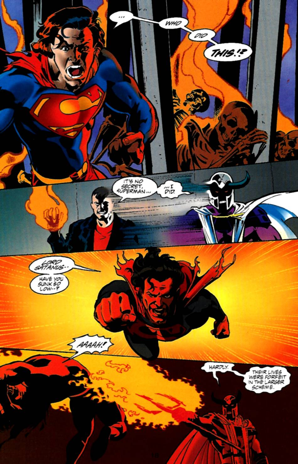 Read online Adventures of Superman (1987) comic -  Issue #534 - 19