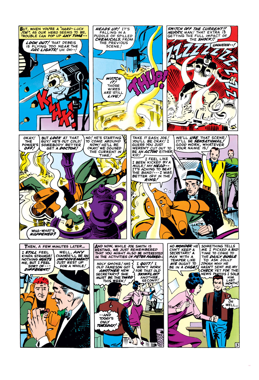 The Amazing Spider-Man (1963) 38 Page 3