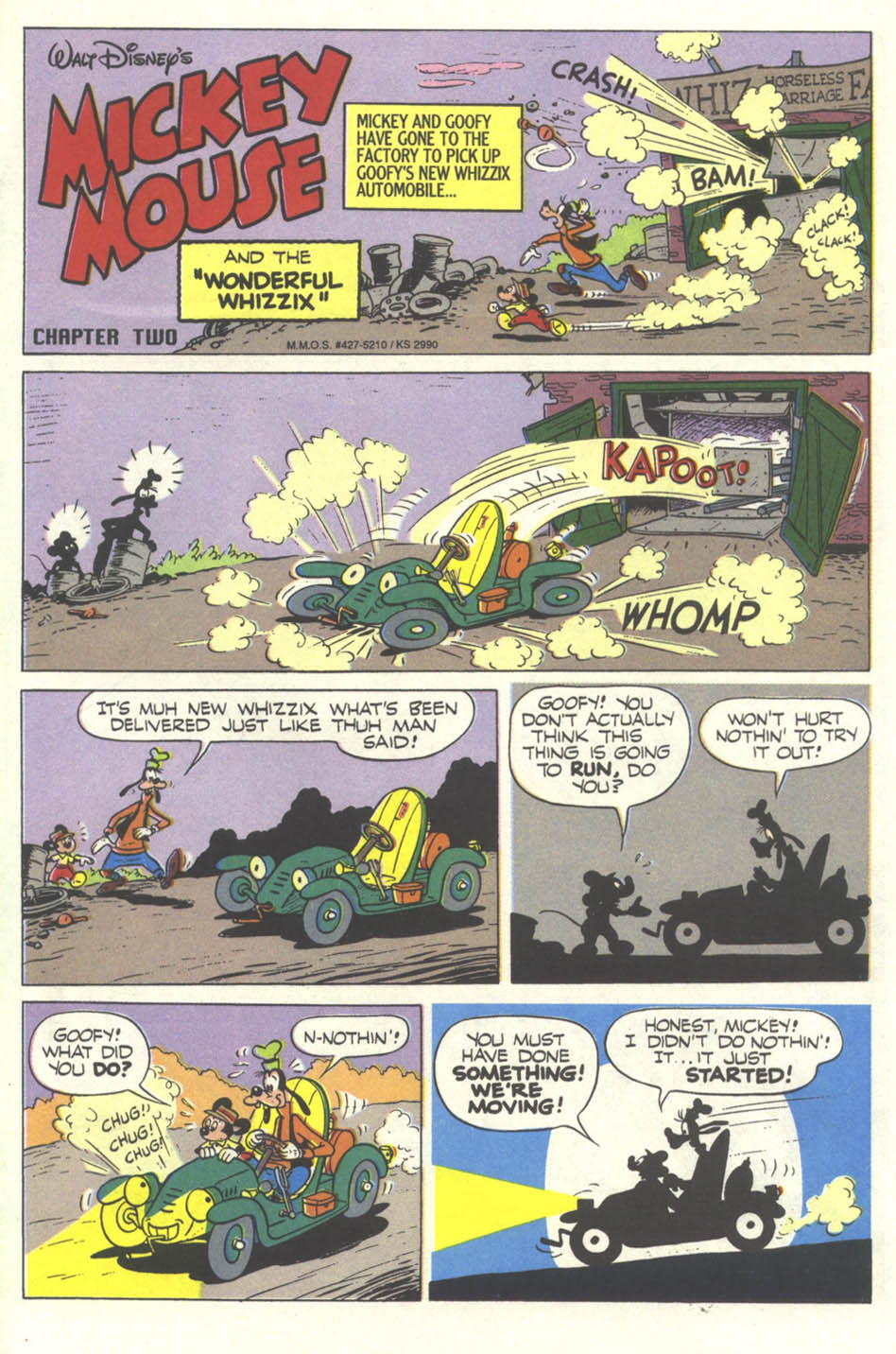 Walt Disney's Comics and Stories issue 554 - Page 25