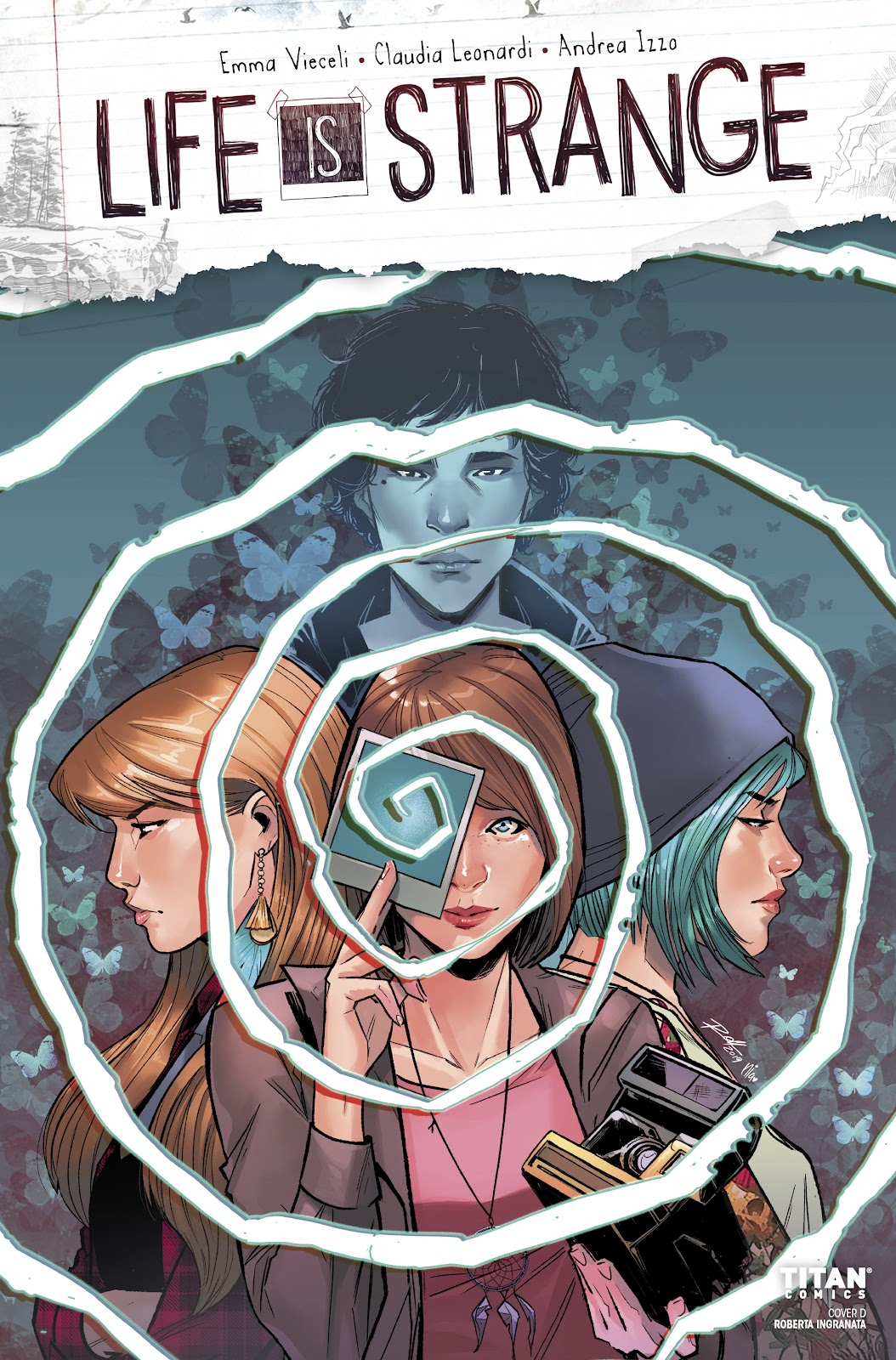 Read online Life is Strange comic -  Issue #9 - 4