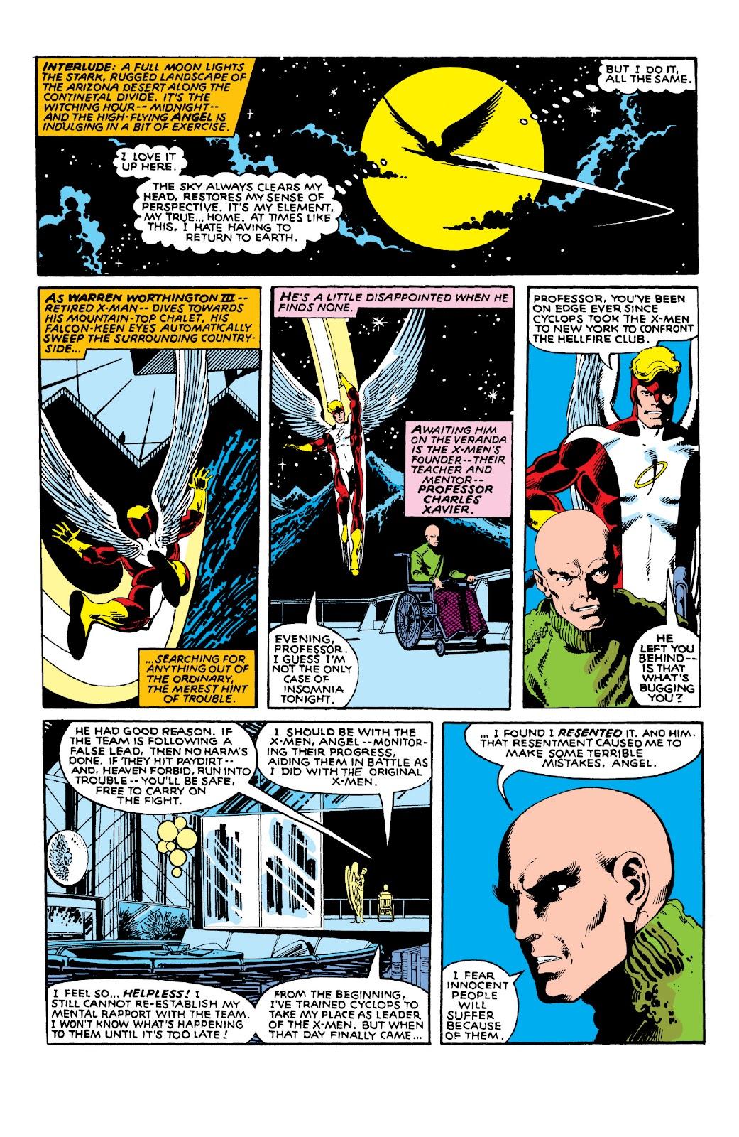 Read online X-Men Milestones: Dark Phoenix Saga comic -  Issue # TPB (Part 1) - 87