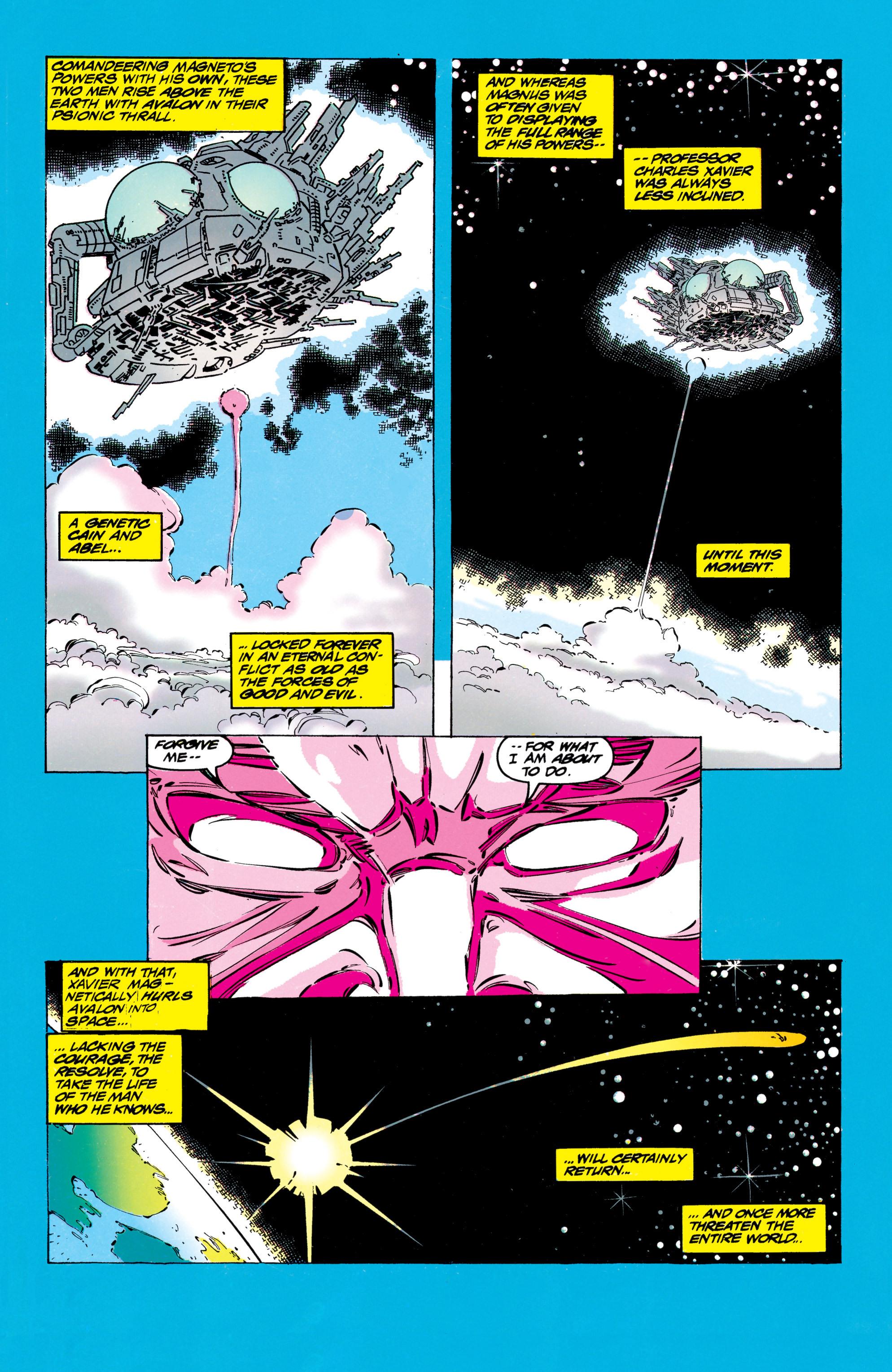Read online Uncanny X-Men (1963) comic -  Issue #304 - 44