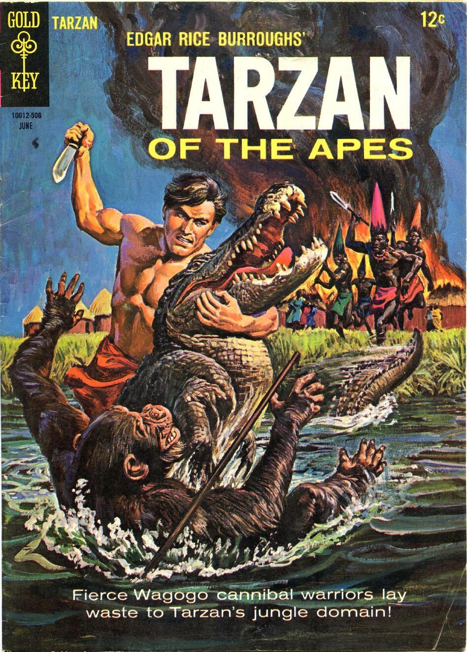 Tarzan (1962) issue 150 - Page 1