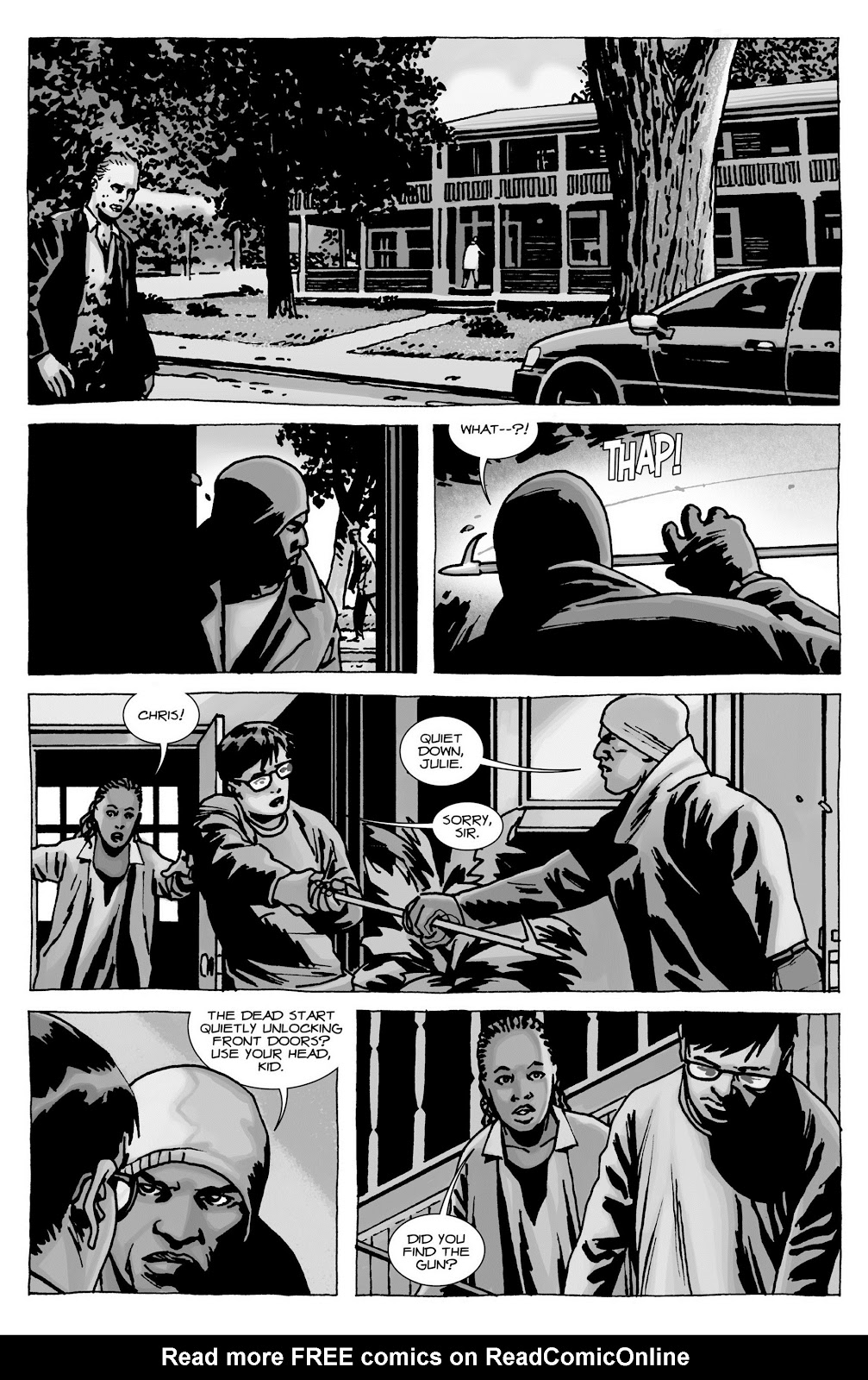 The Walking Dead issue Special - Tyreese Special - Page 6