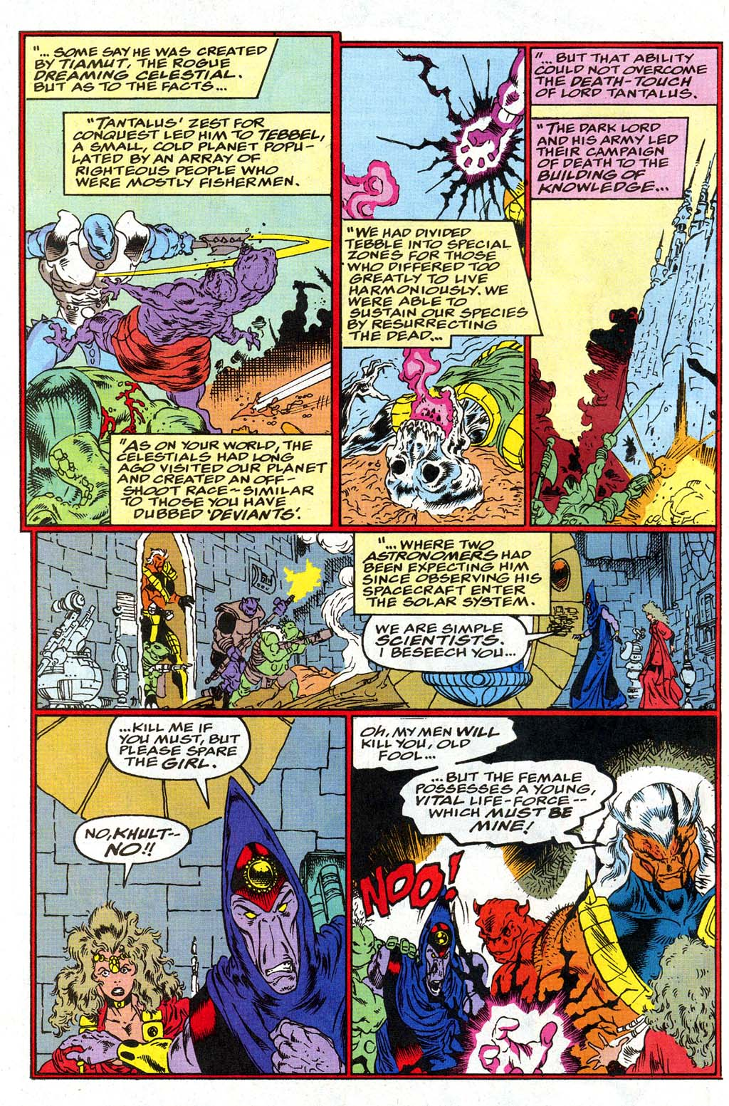 Read online Blackwulf comic -  Issue #9 - 13